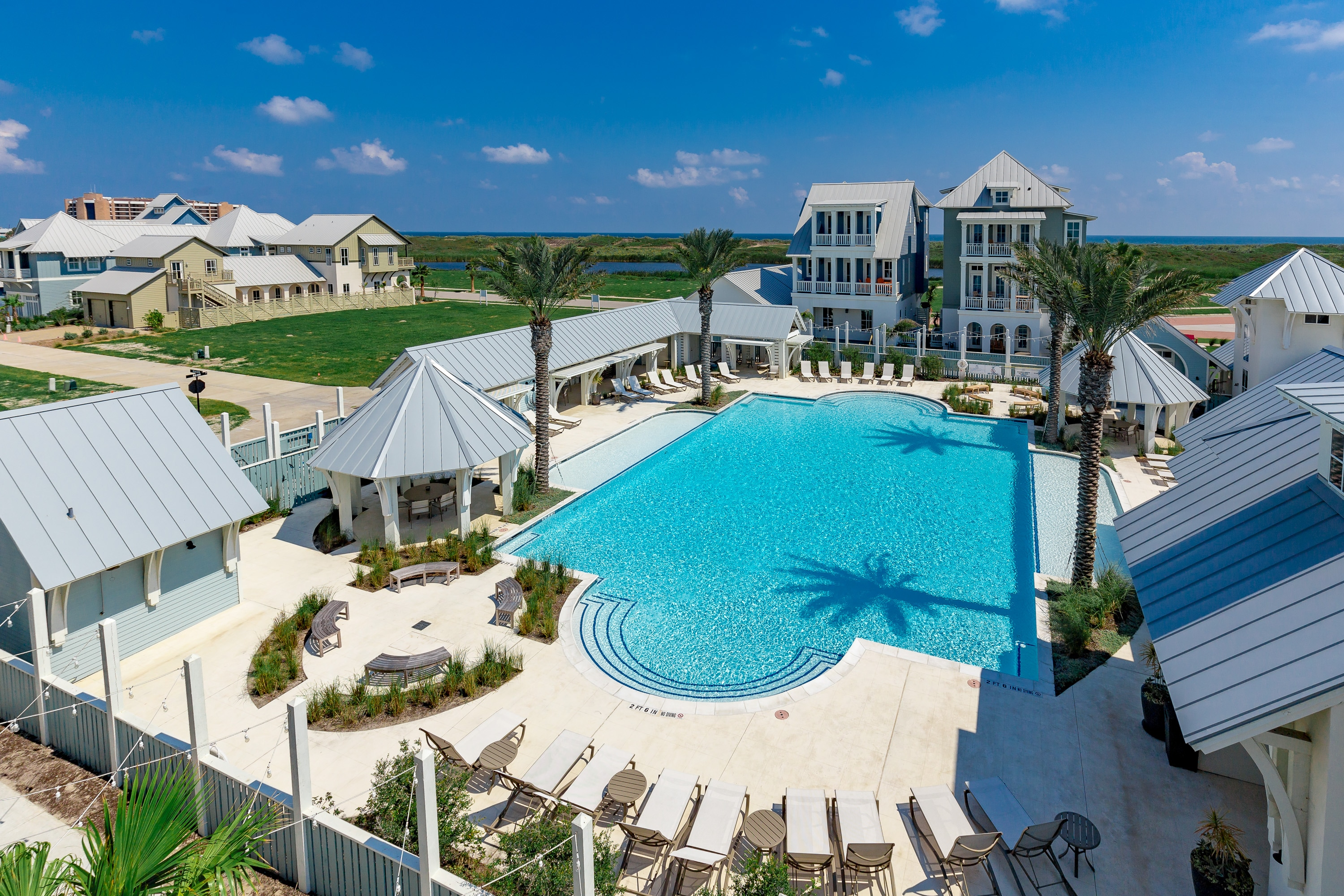 This luxury home is professionally managed by TurnKey Vacation Rentals.