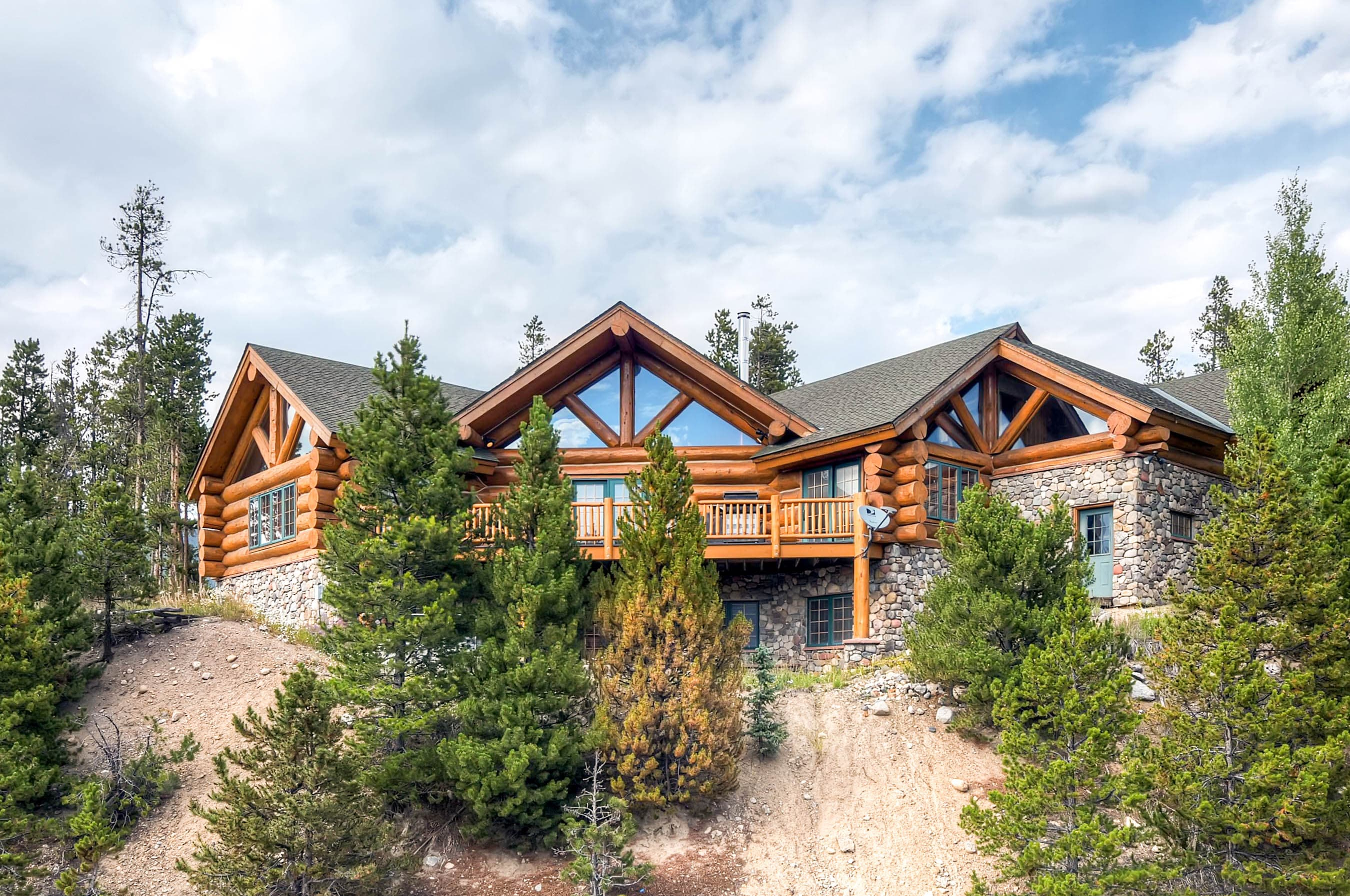 Welcome to Dillon! This stunning home is professionally managed by TurnKey Vacation Rentals.
