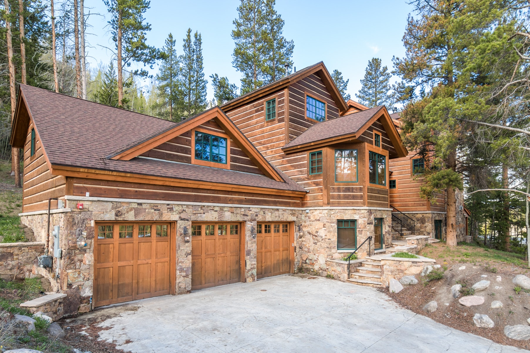 Welcome to Keystone! This secluded estate is professionally managed by TurnKey Vacation Rentals.