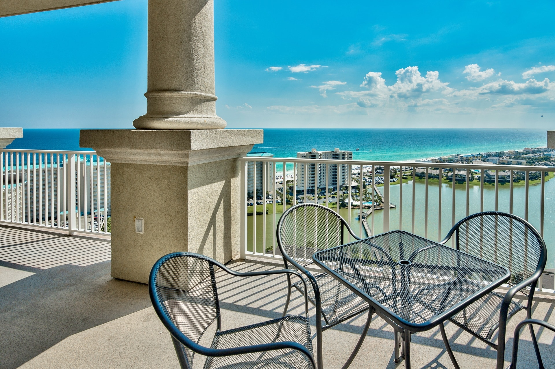 Welcome to Miramar Beach! This beachfront condo is professionally managed by TurnKey Vacation Rentals.