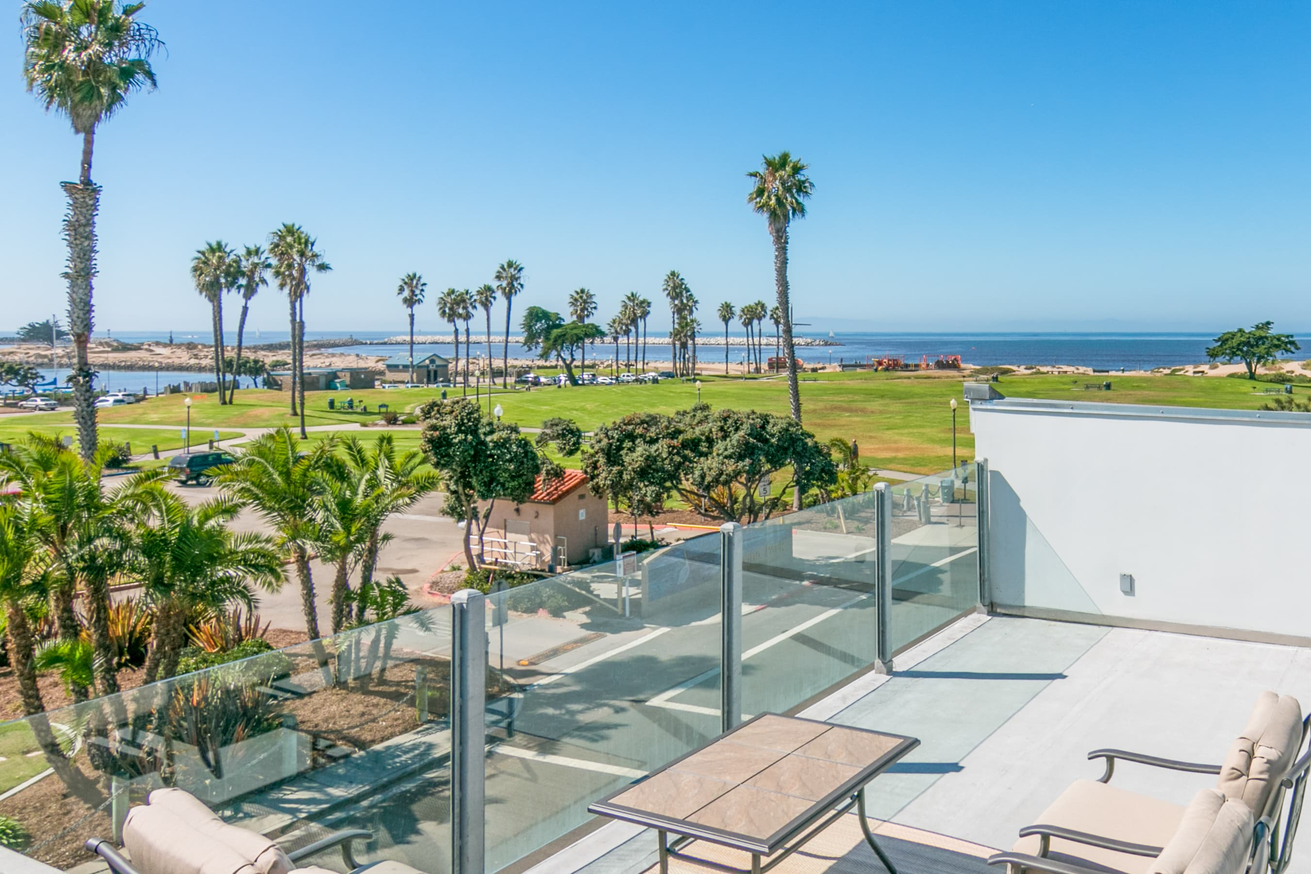 Welcome to Ventura! Relax and enjoy the ocean views from the rooftop deck. This property is professionally managed by TurnKey Vacation Rentals.