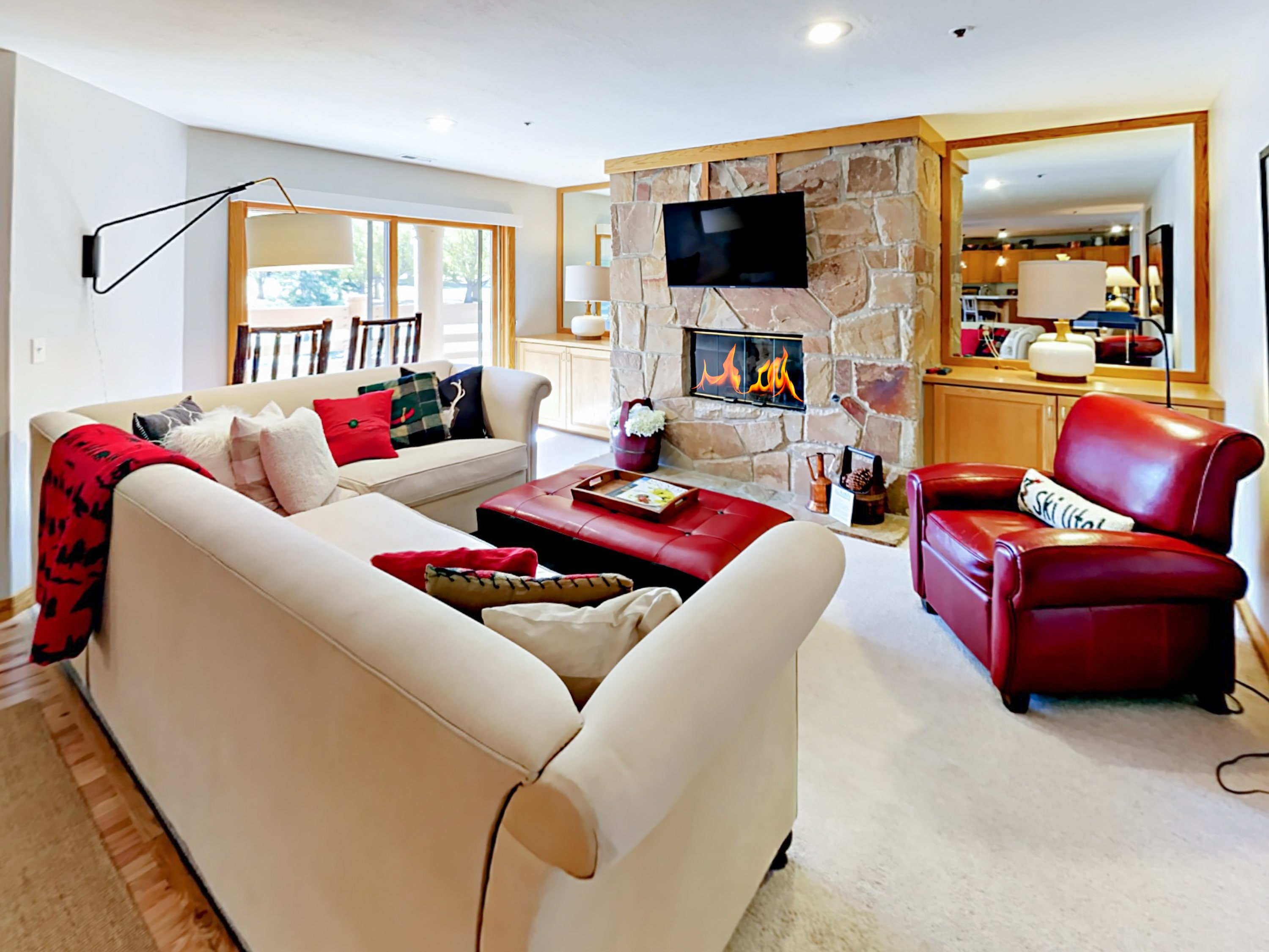 Welcome to your Park City condo! Professionally managed by TurnKey Vacation Rentals.