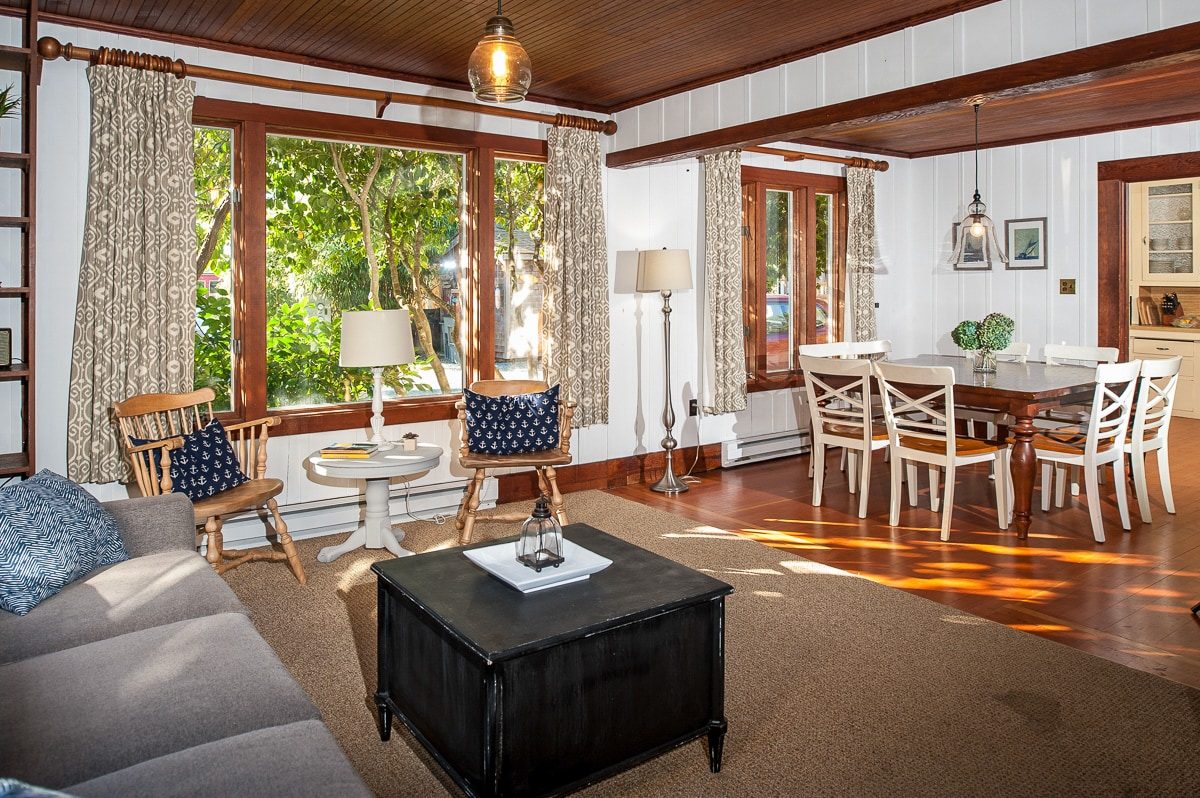 Welcome to your beach home in Manzanita! This charming 1922 home features original wood floors, vintage hardware, and an open floor plan.