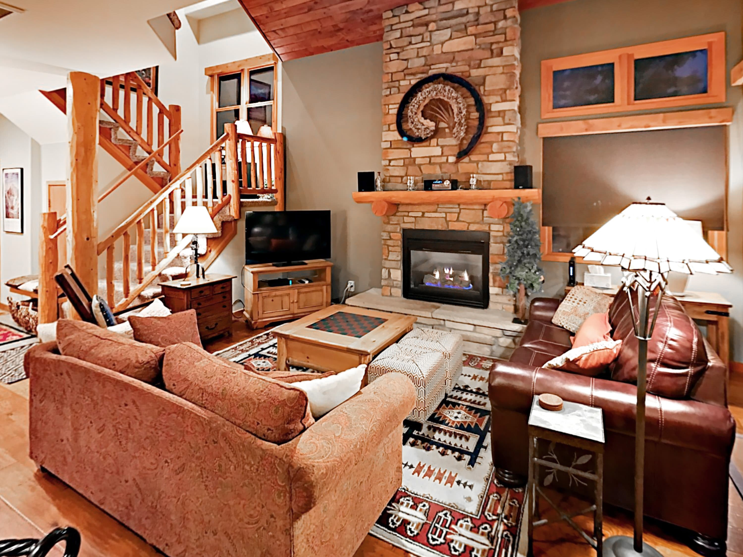 Welcome to Keystone! This townhome is professionally managed by TurnKey Vacation Rentals.