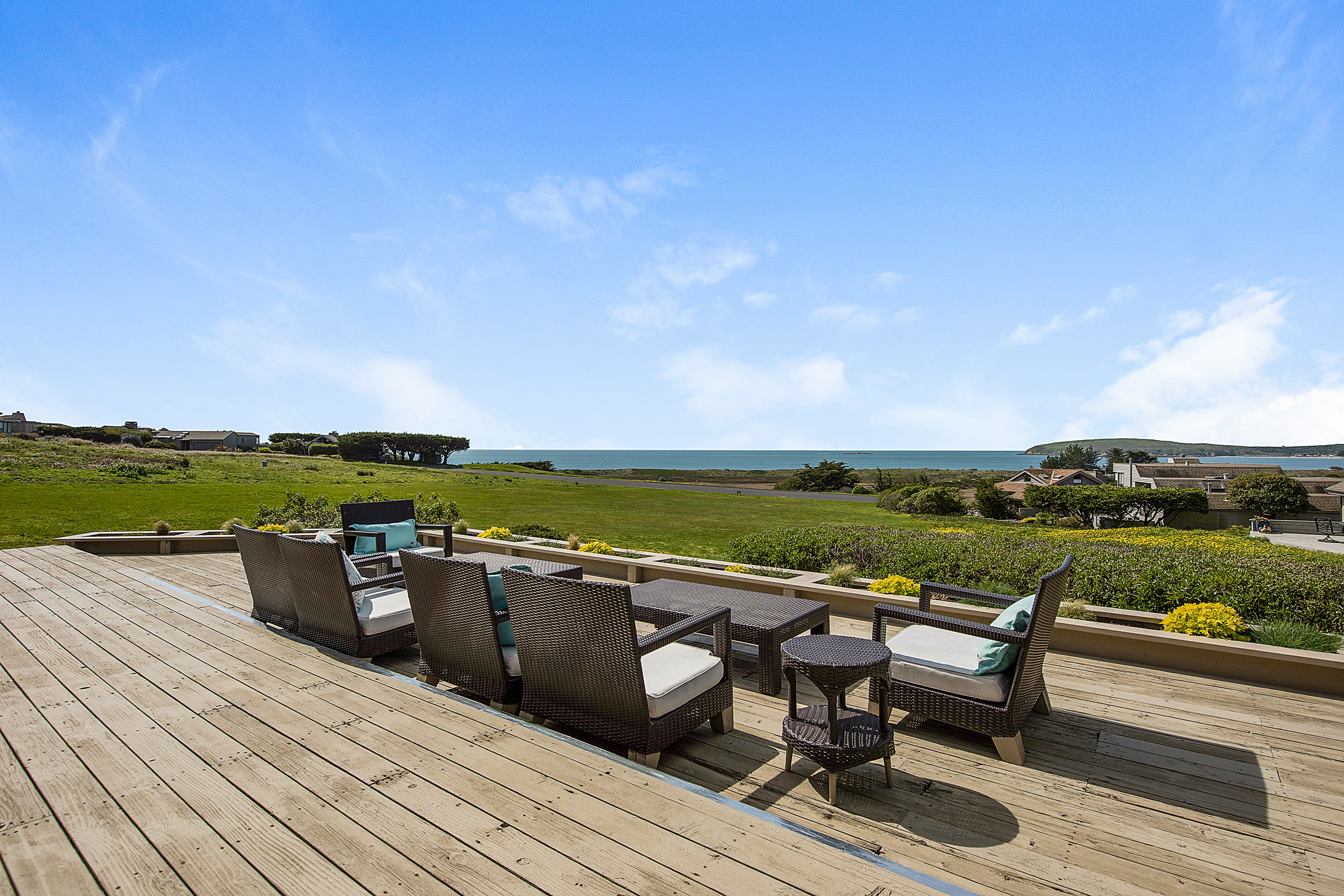 Welcome to Bodega Bay! This oceanfront home is professionally managed by TurnKey Vacation Rentals.
