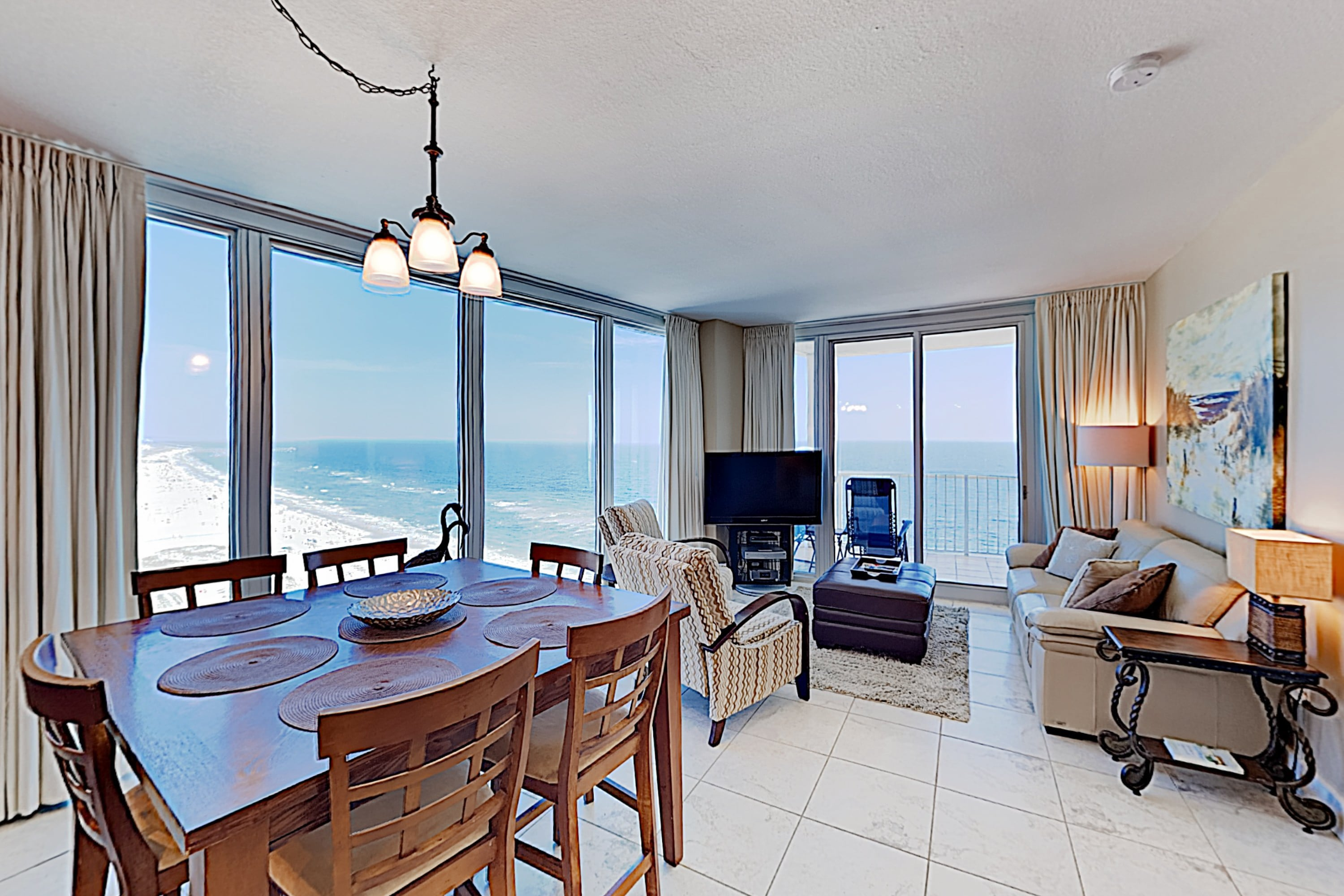 Welcome to Gulf Shores! Your condo is professionally managed by TurnKey Vacation Rentals.
