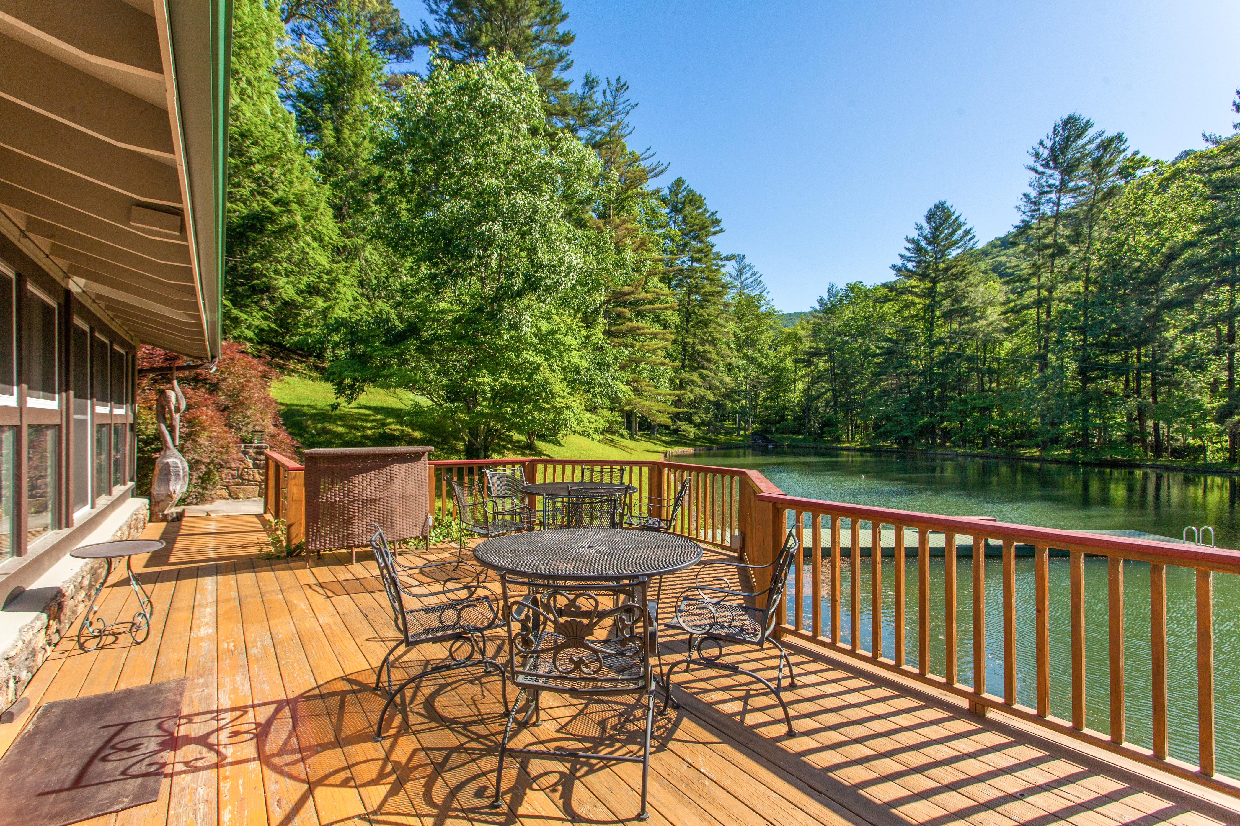 Welcome to Asheville! Your rental is professionally managed by TurnKey Vacation Rentals.