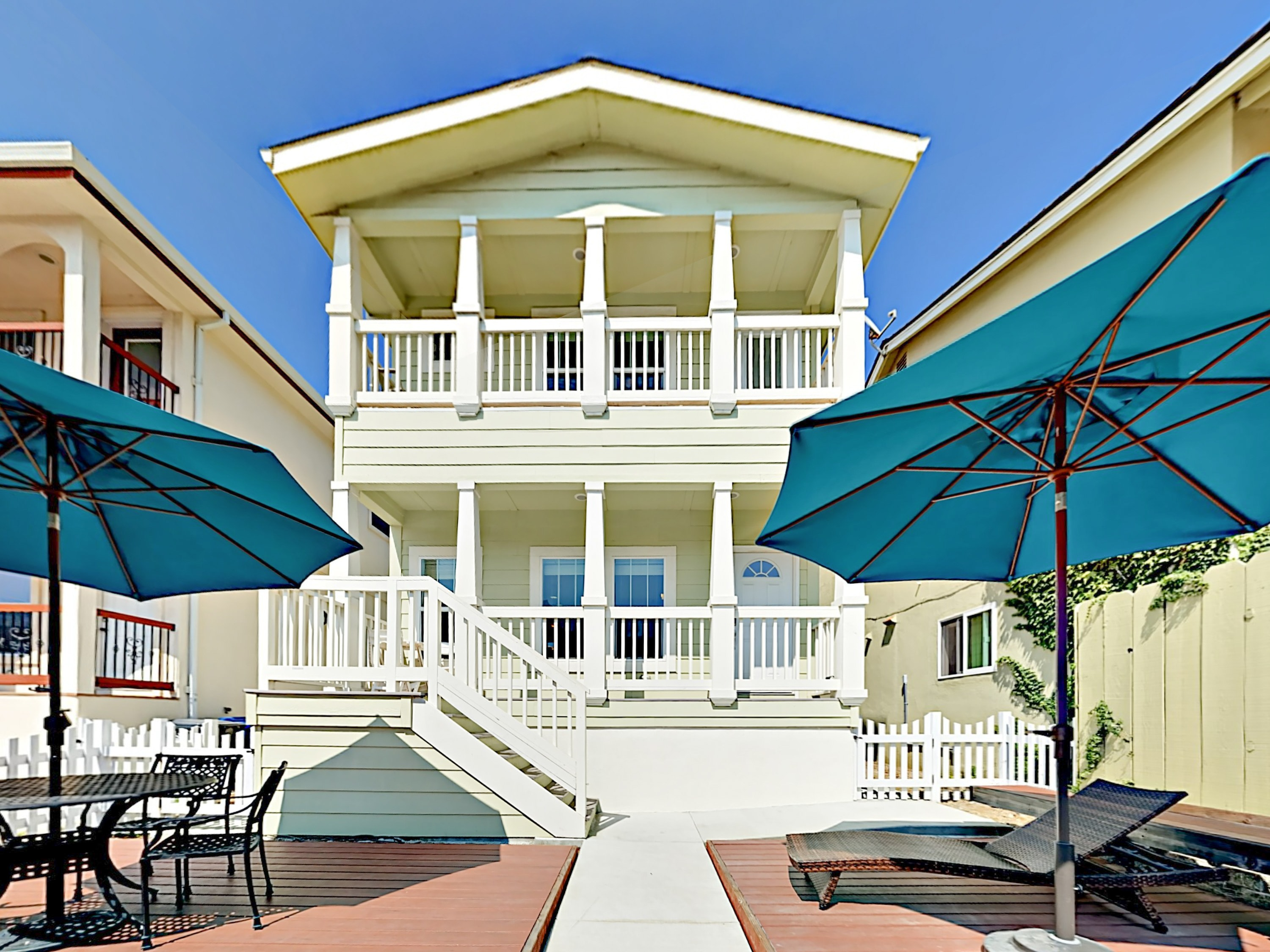 Welcome! This delightful retreat is professionally managed by TurnKey Vacation Rentals.