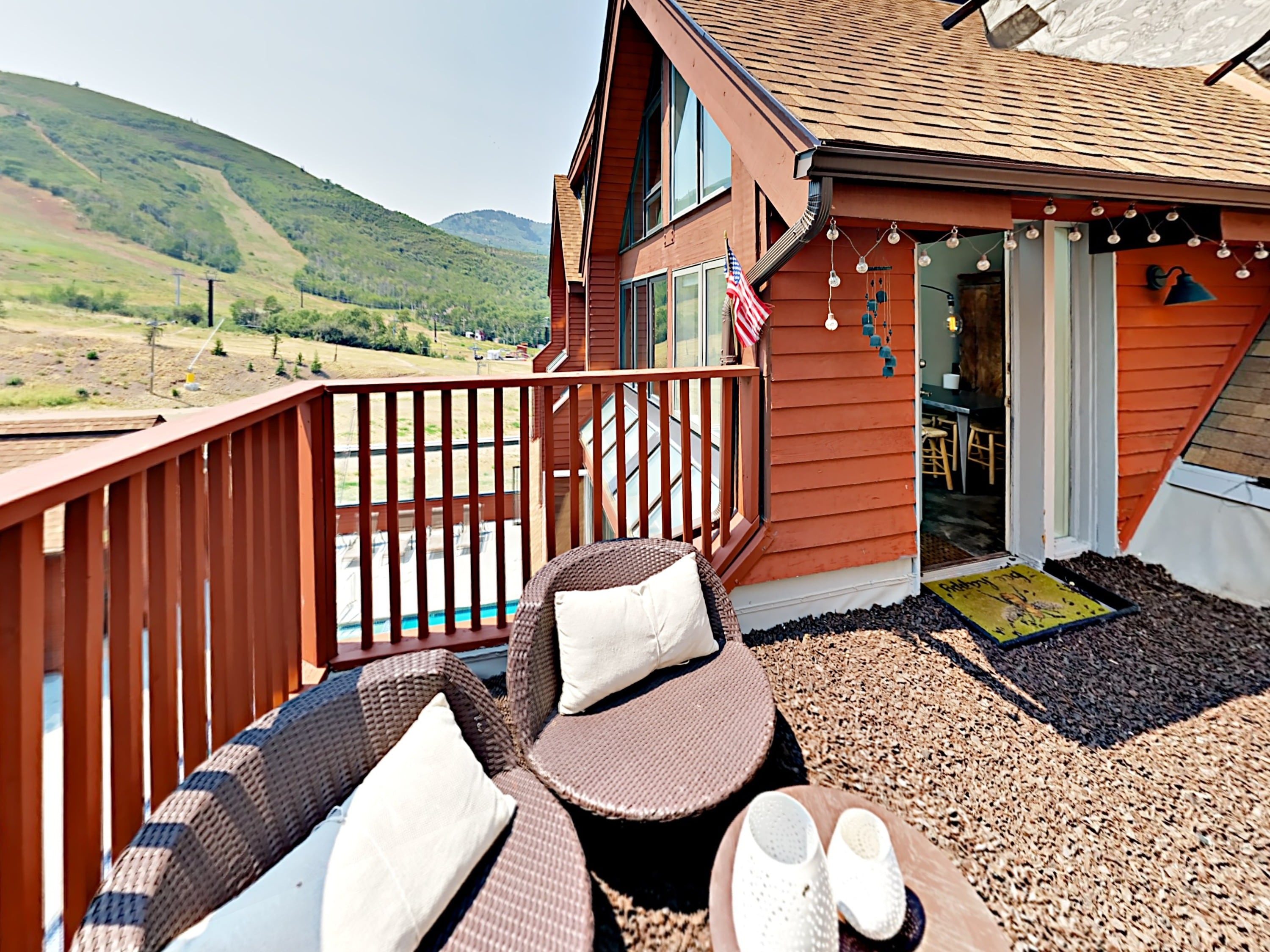 Welcome to Park City! This ski-in/out condo is professionally managed by TurnKey Vacation Rentals.