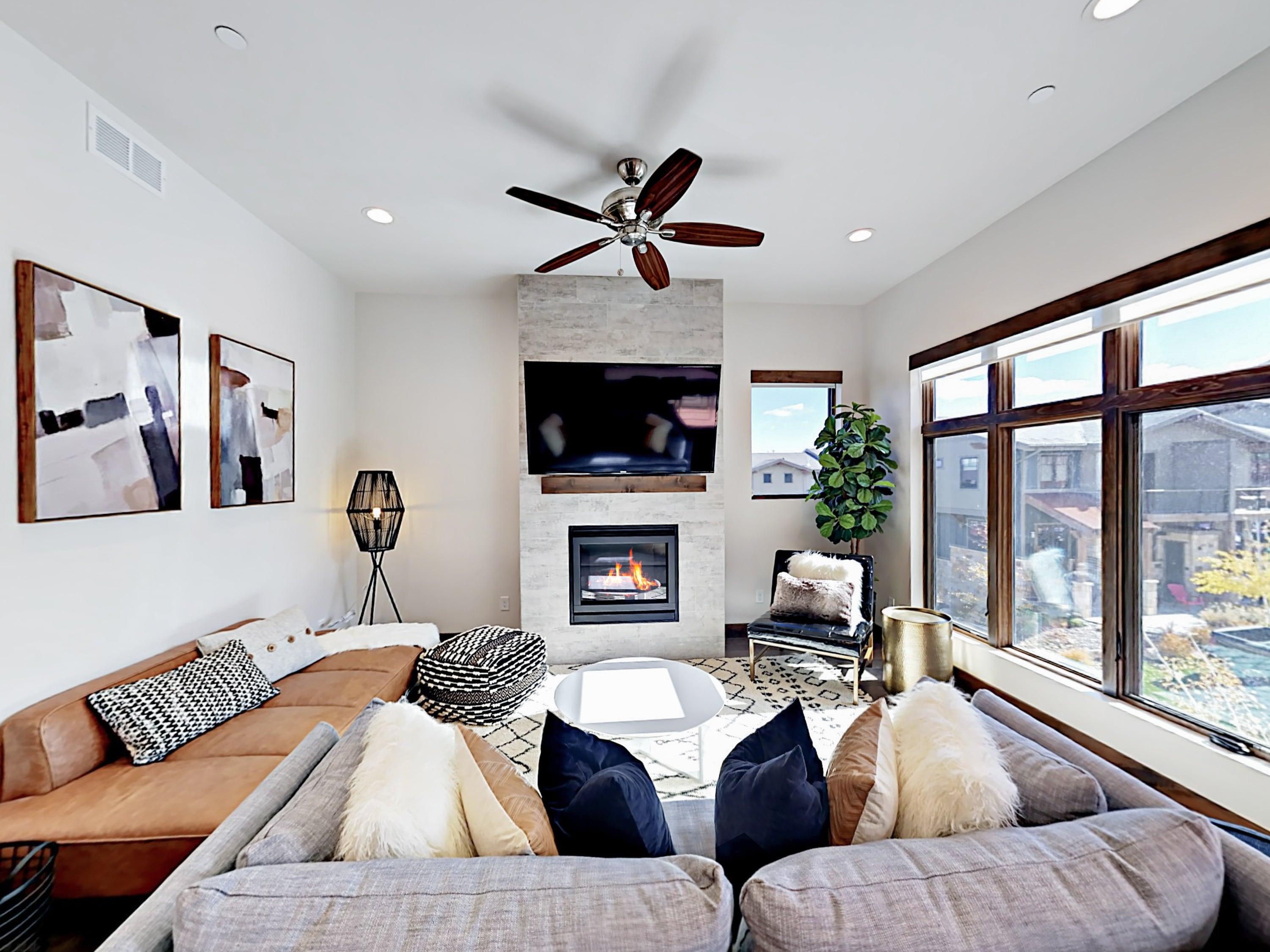 Welcome to Park City! Your rental is professionally managed by TurnKey Vacation Rentals.