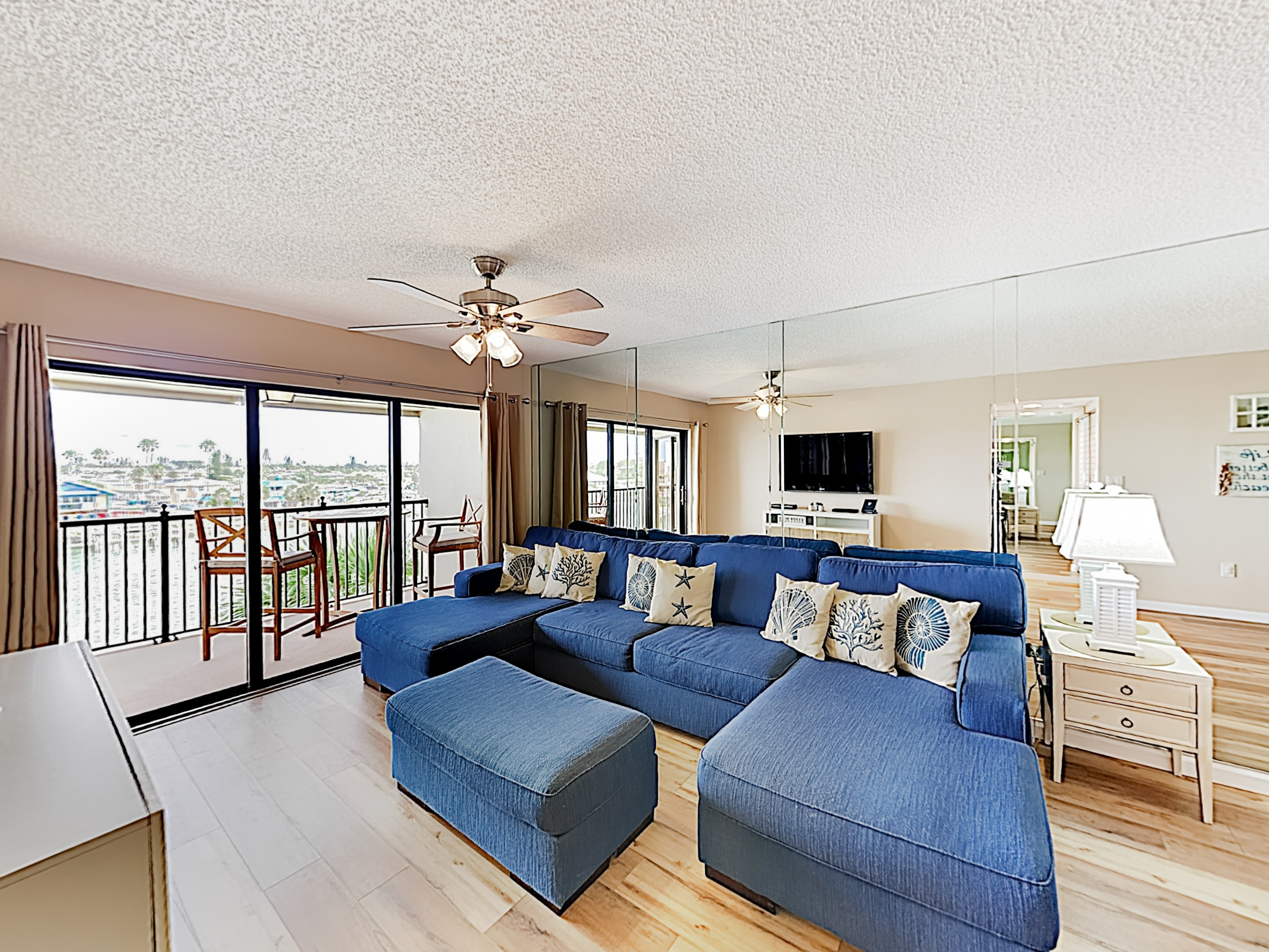 Welcome to Treasure Island! This condo is professionally managed by TurnKey Vacation Rentals.