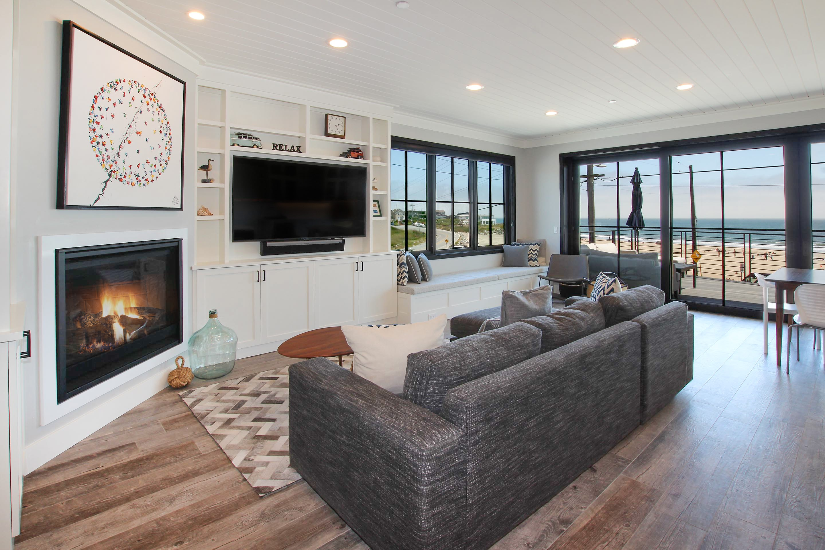 Welcome to Santa Cruz! This beachfront estate is professionally managed by TurnKey Vacation Rentals.