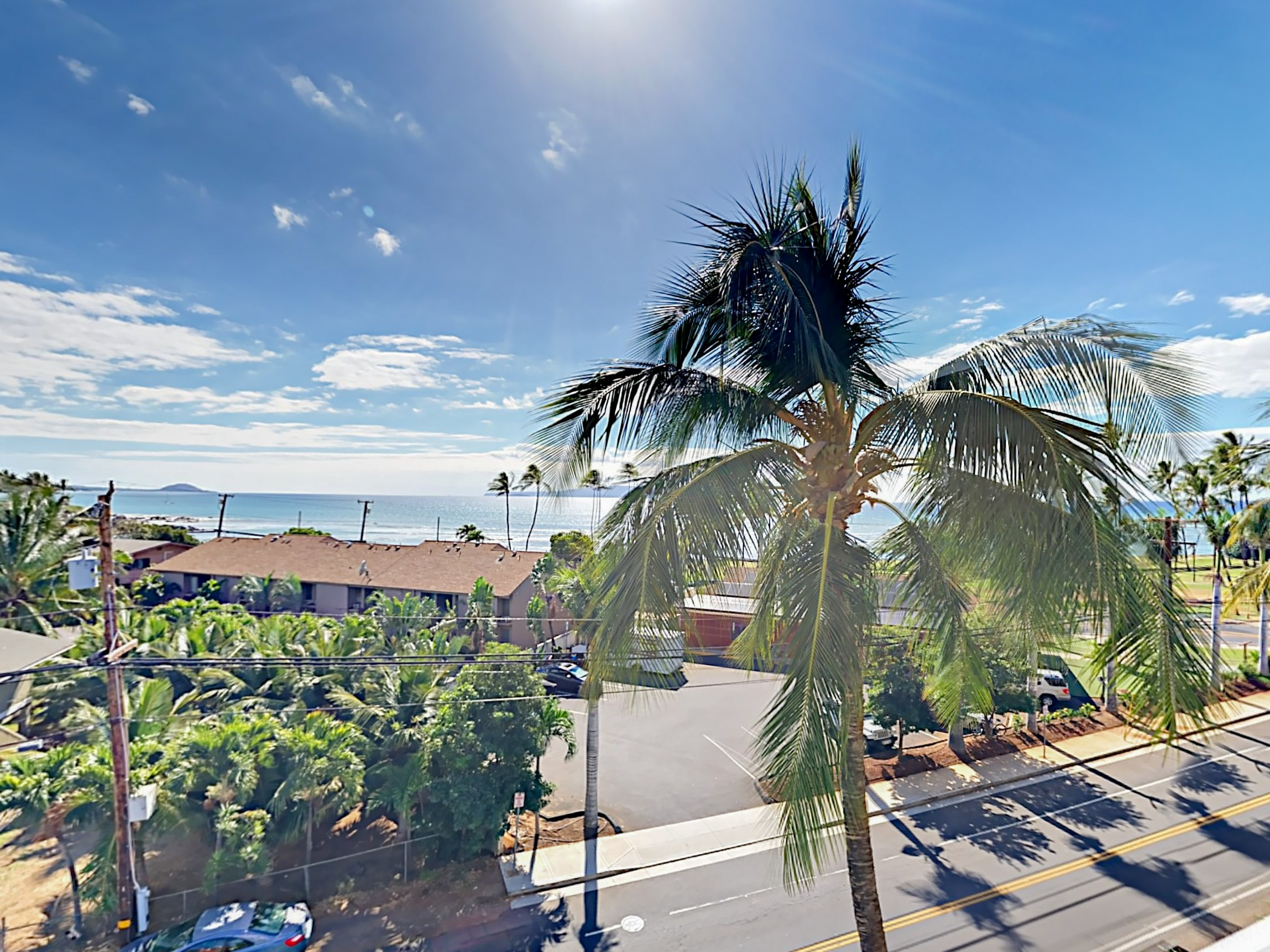Welcome to Kihei! This lovely corner unit is professionally managed by TurnKey Vacation Rentals.