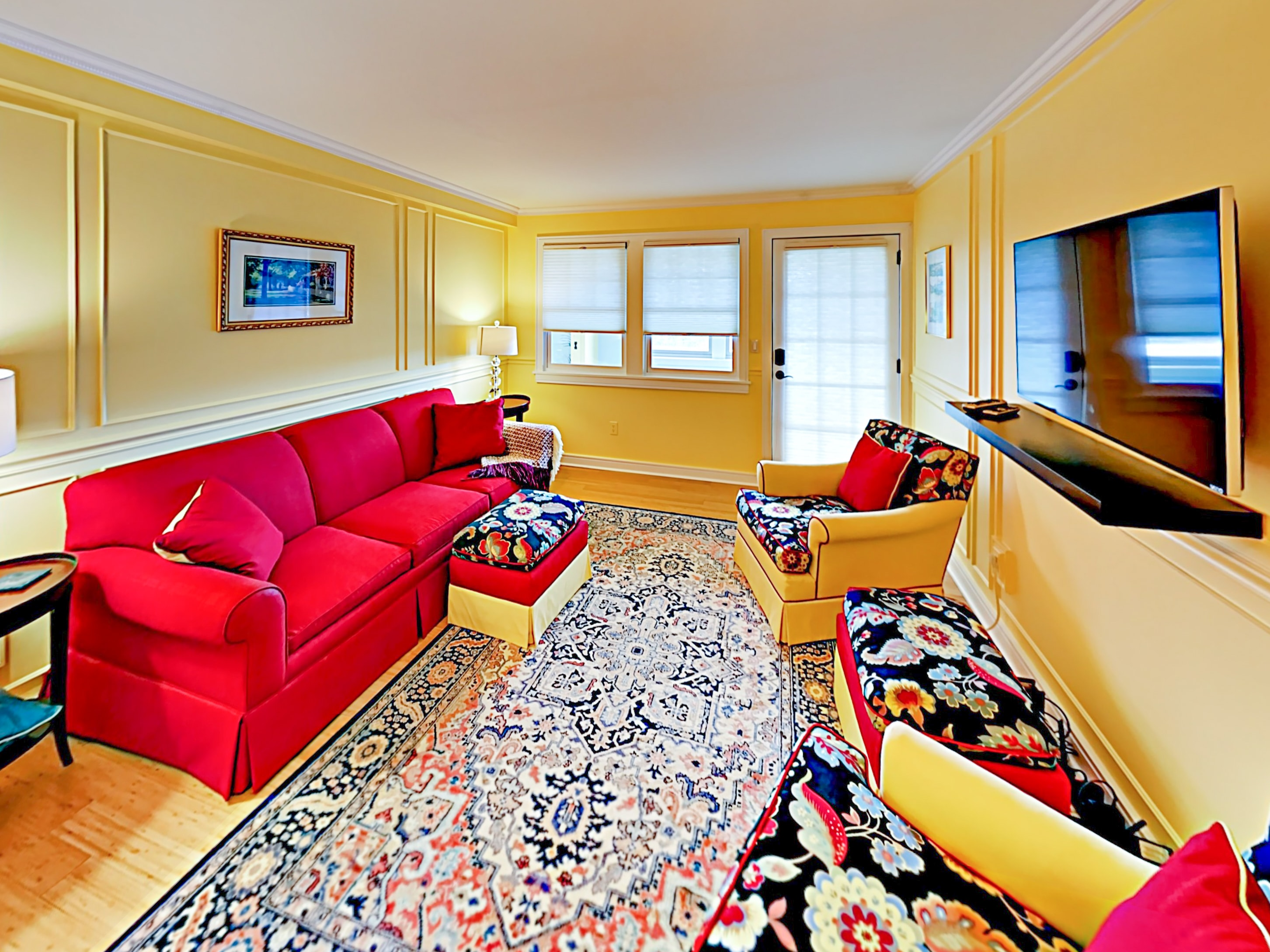 Welcome to Asheville! This condo is professionally managed by TurnKey Vacation Rentals.