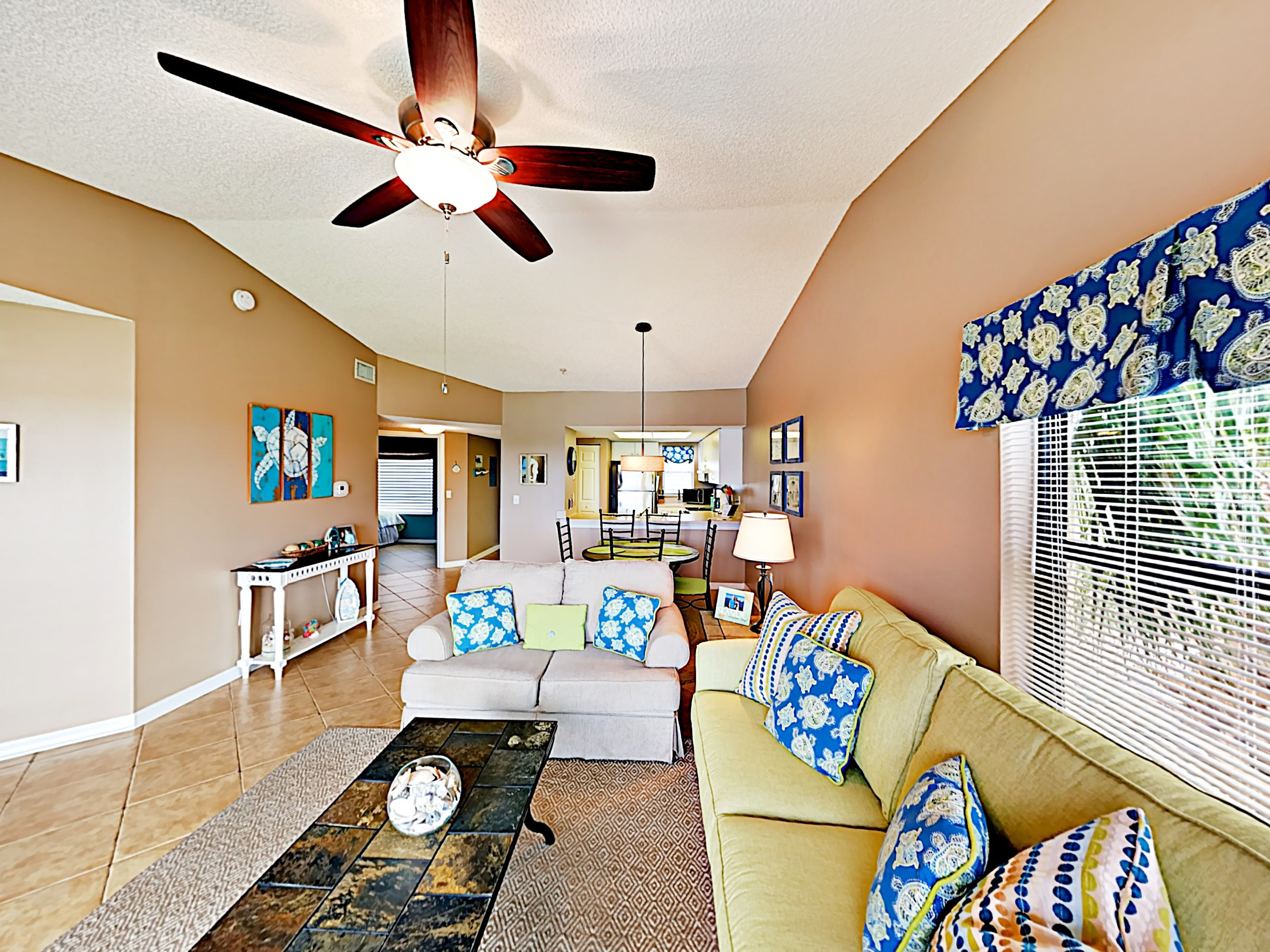Welcome to St. Augustine! This condo is professionally managed by TurnKey Vacation Rentals.
