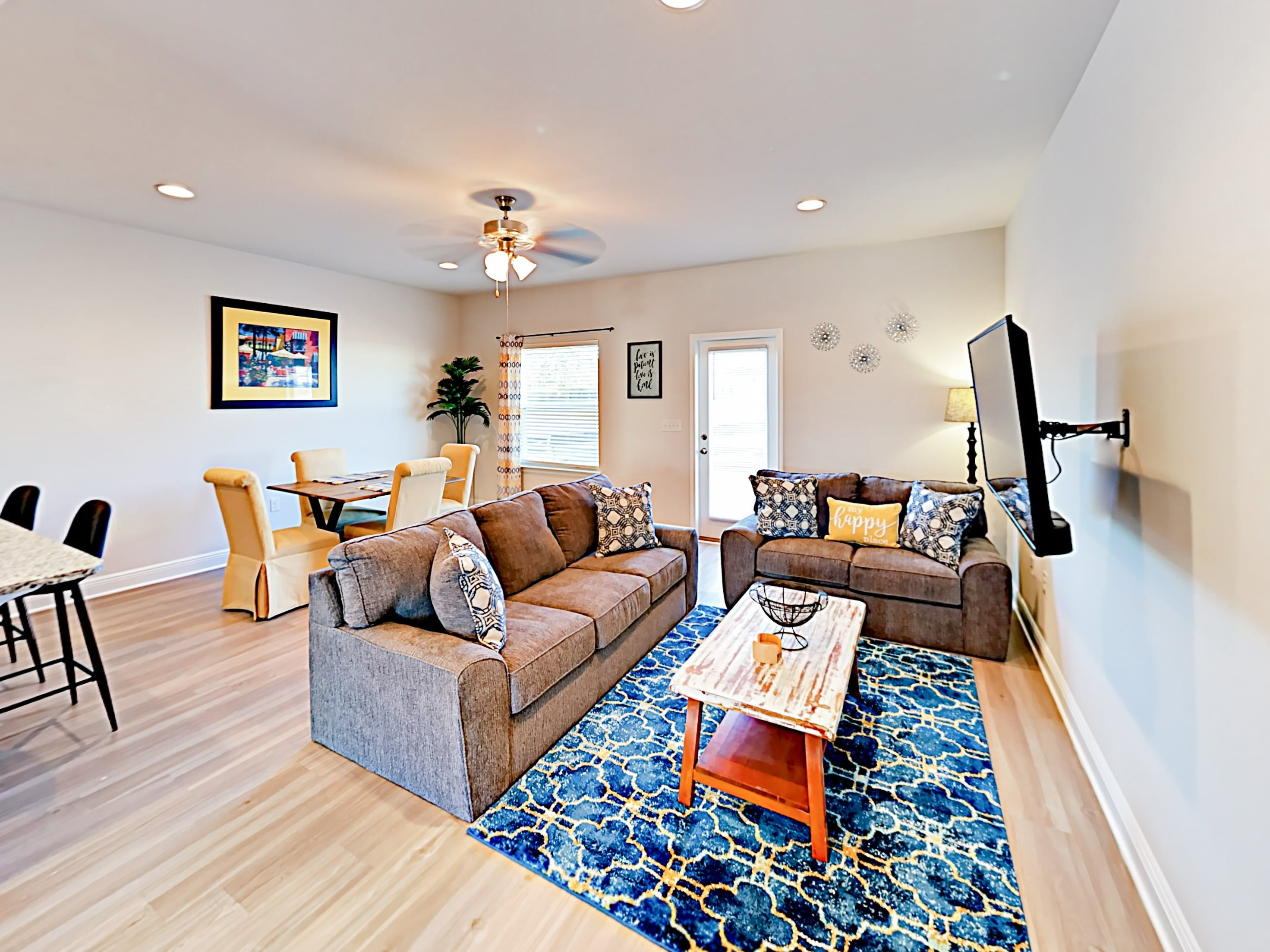 Welcome to Panama City Beach! This townhouse is professionally managed by TurnKey Vacation Rentals.