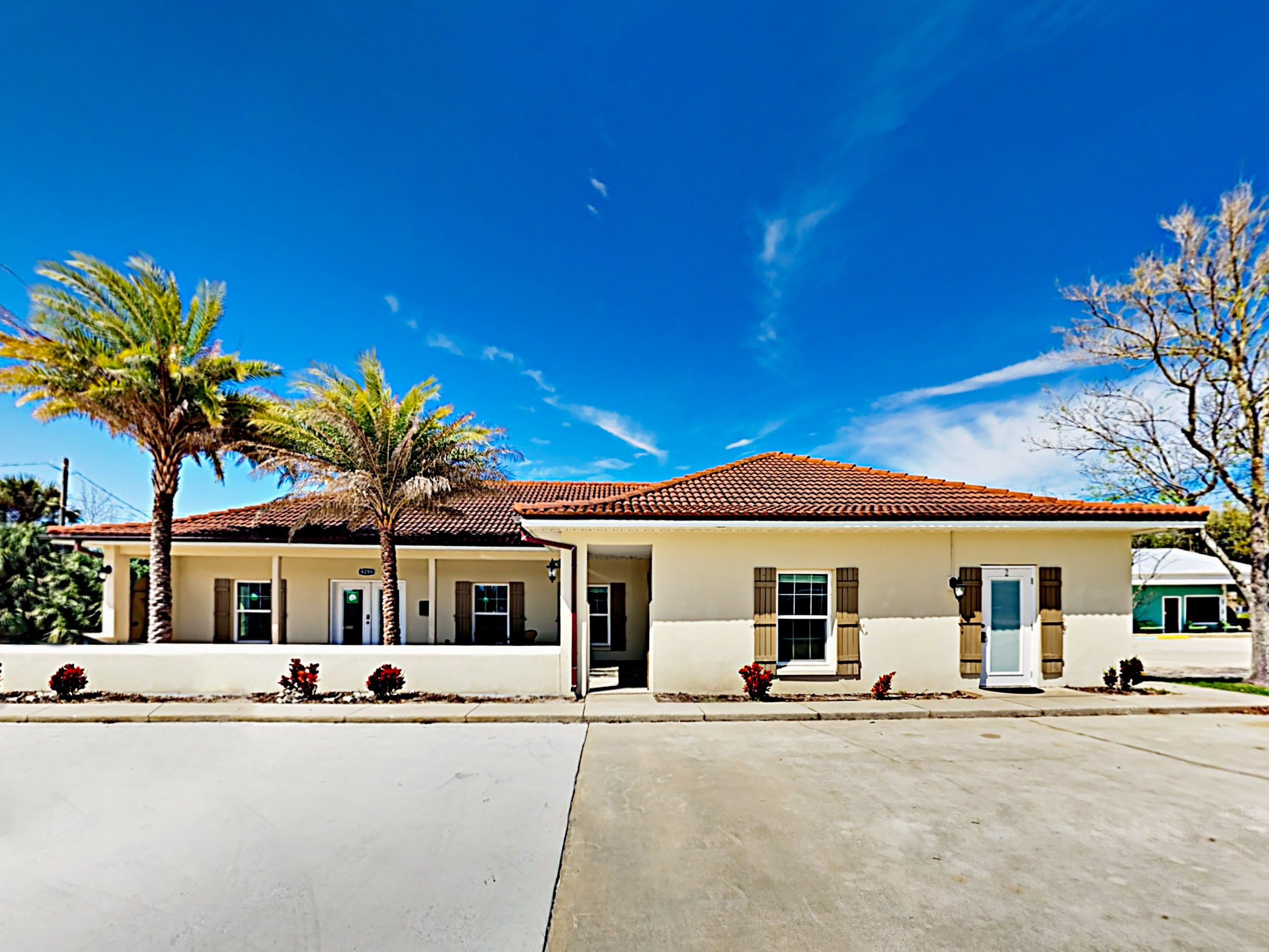 Welcome to St. Augustine! This duplex is professionally managed by TurnKey Vacation Rentals.