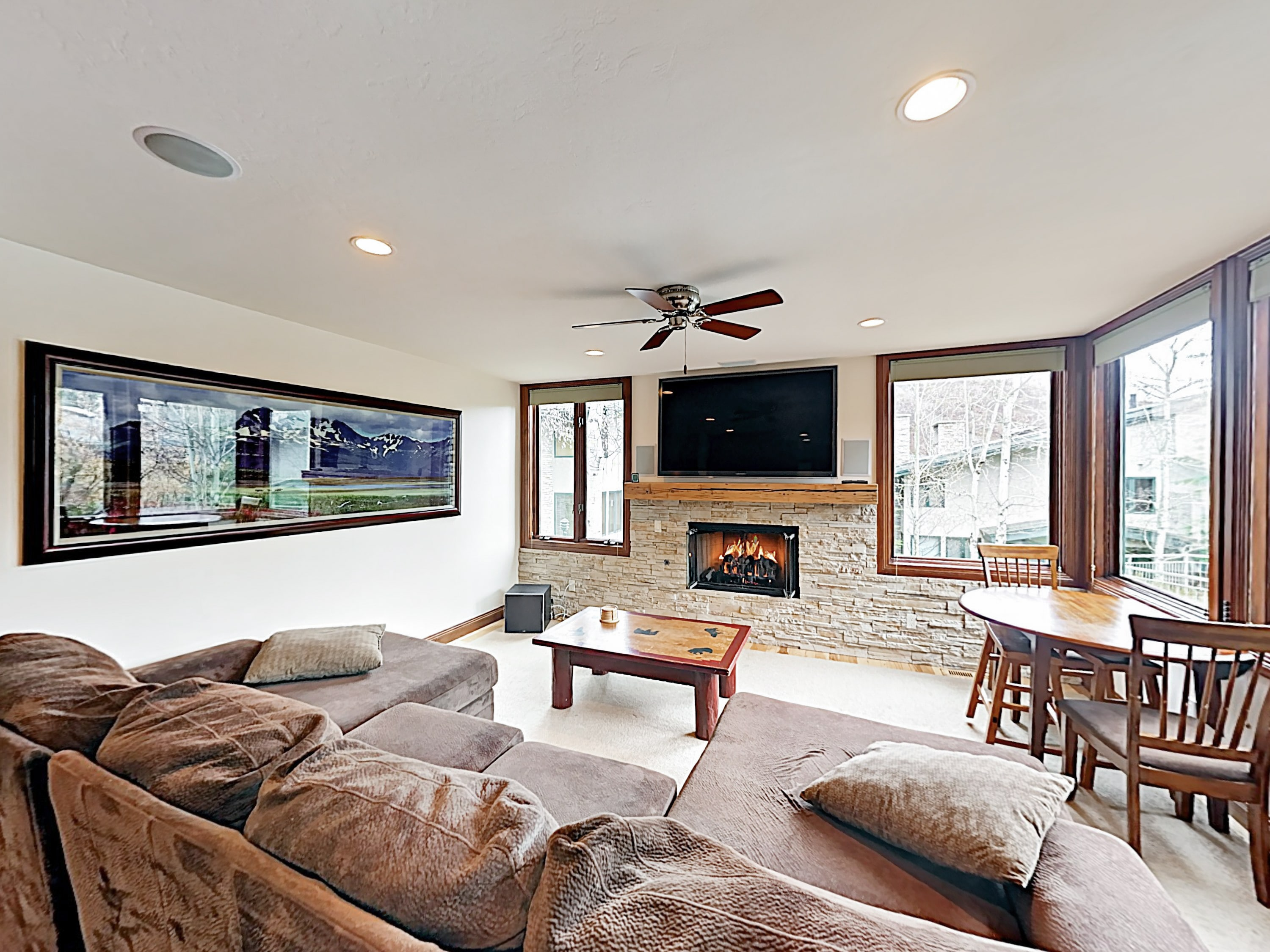 Welcome to Snowmass! This townhouse is professionally managed by TurnKey Vacation Rentals.