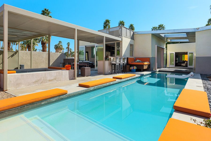 Welcome to Palm Springs! This luxury compound is professionally managed by TurnKey Vacation Rentals.