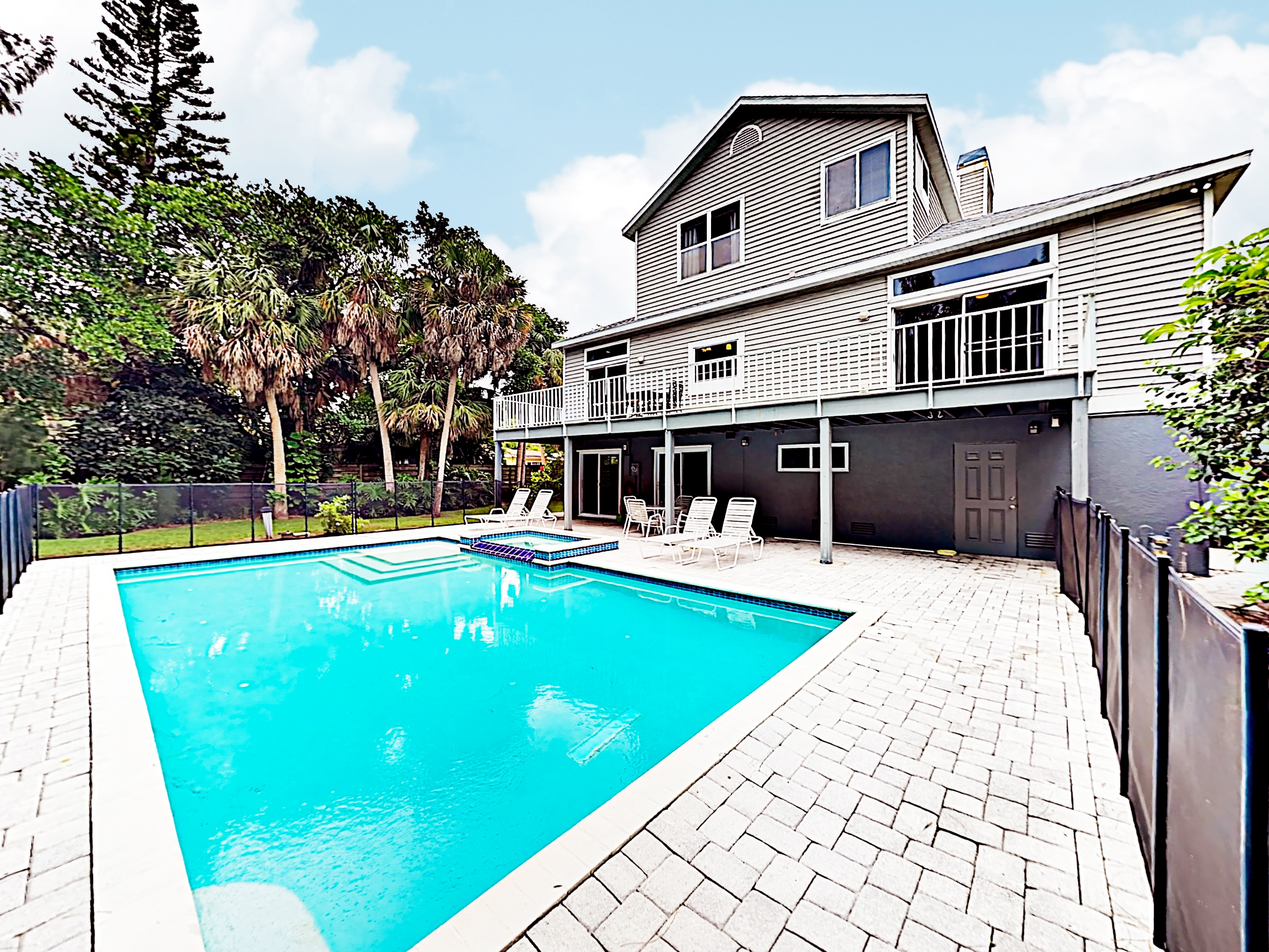 Welcome to Siesta Key! This home is professionally managed by TurnKey Vacation Rentals.