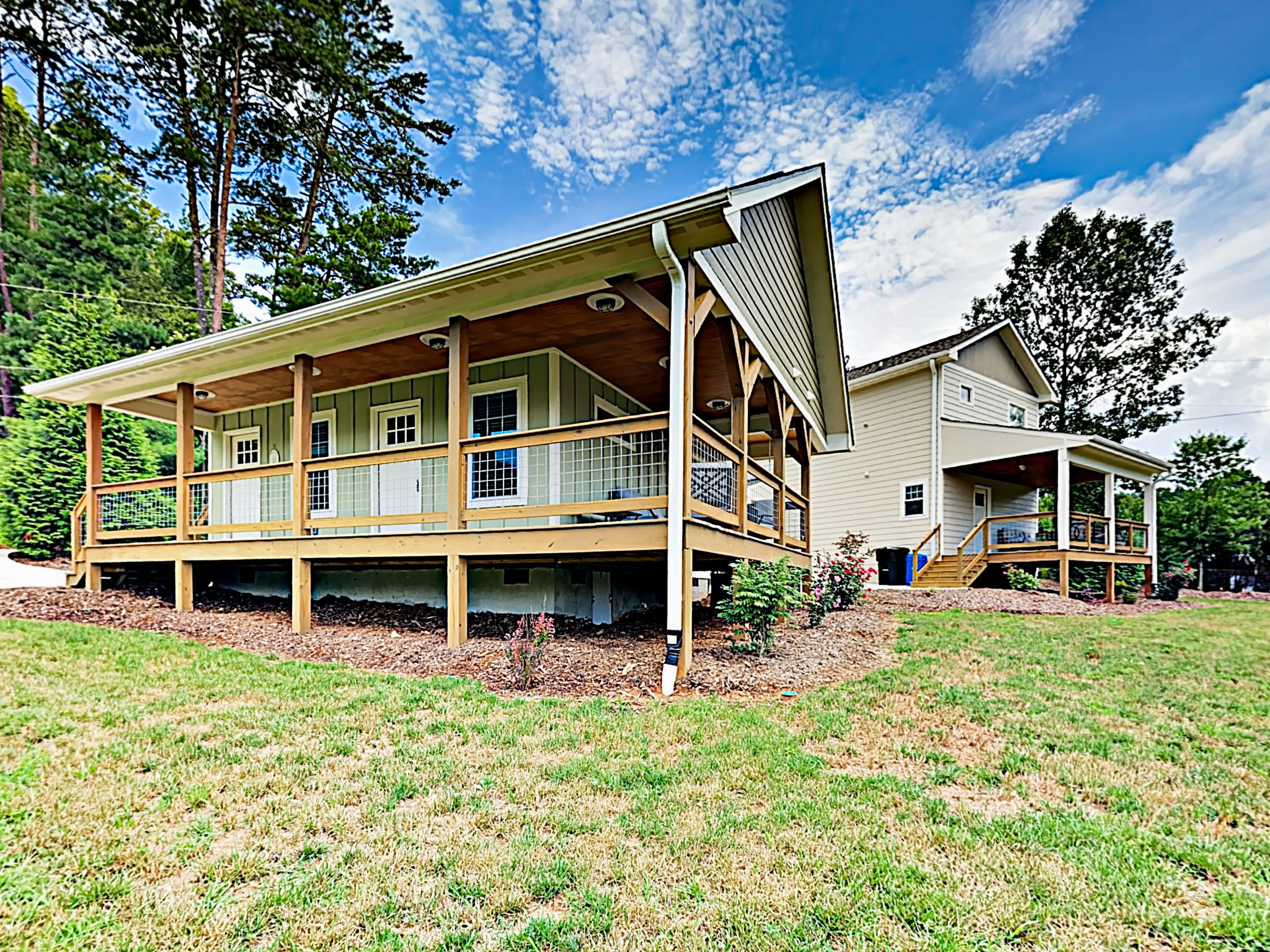 Welcome to Asheville! This rental is professionally managed by TurnKey Vacation Rentals.