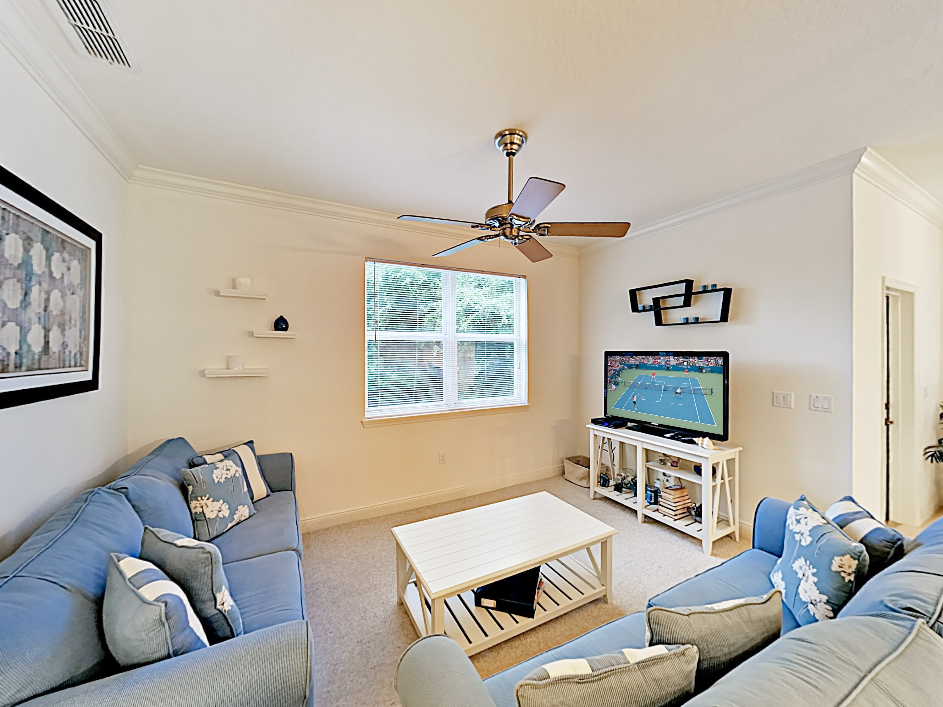 Welcome to Palm Coast! This townhouse is professionally managed by TurnKey Vacation Rentals.