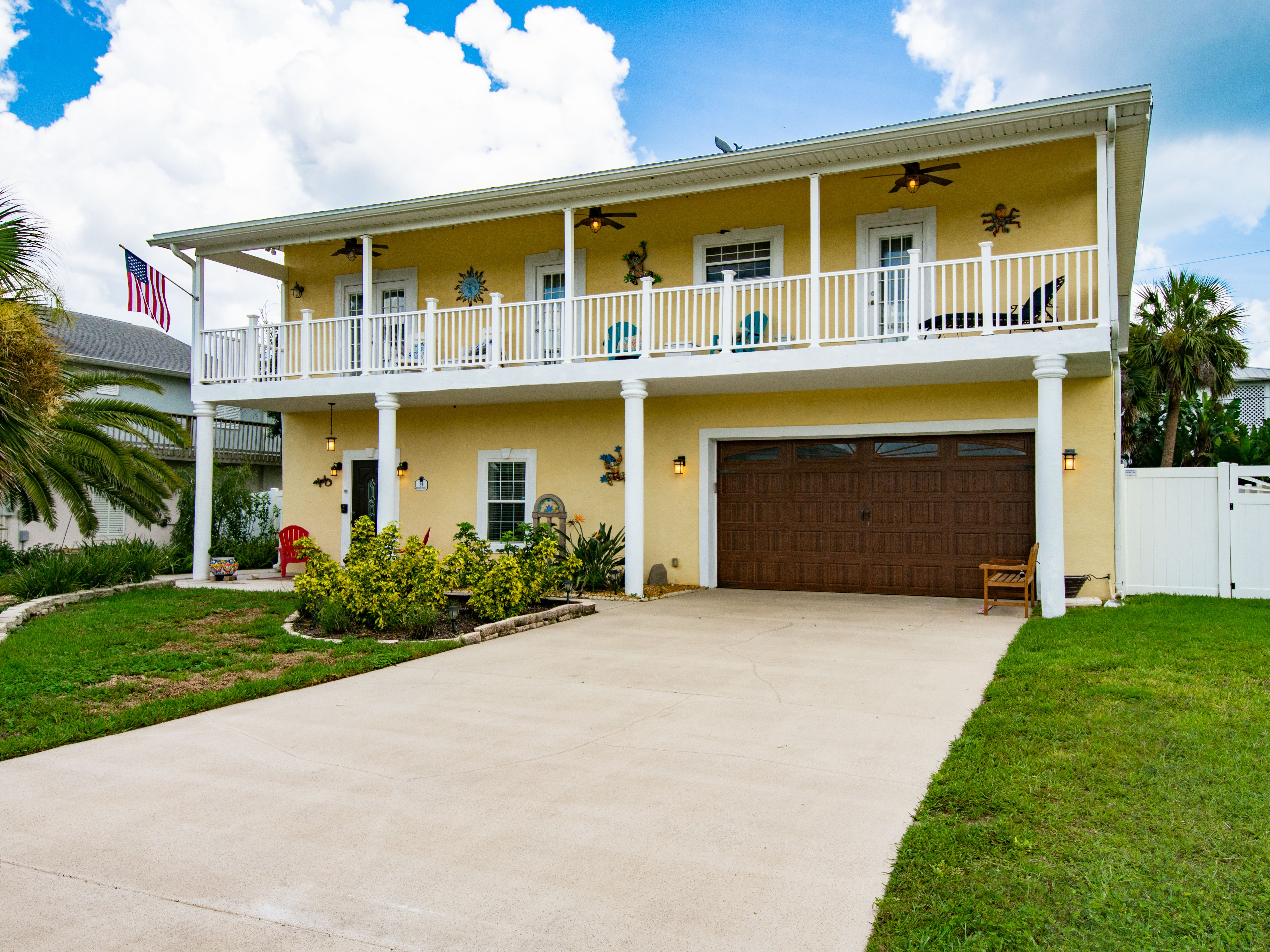 Welcome to Palm Coast! This beach home is professionally managed by TurnKey Vacation Rentals.
