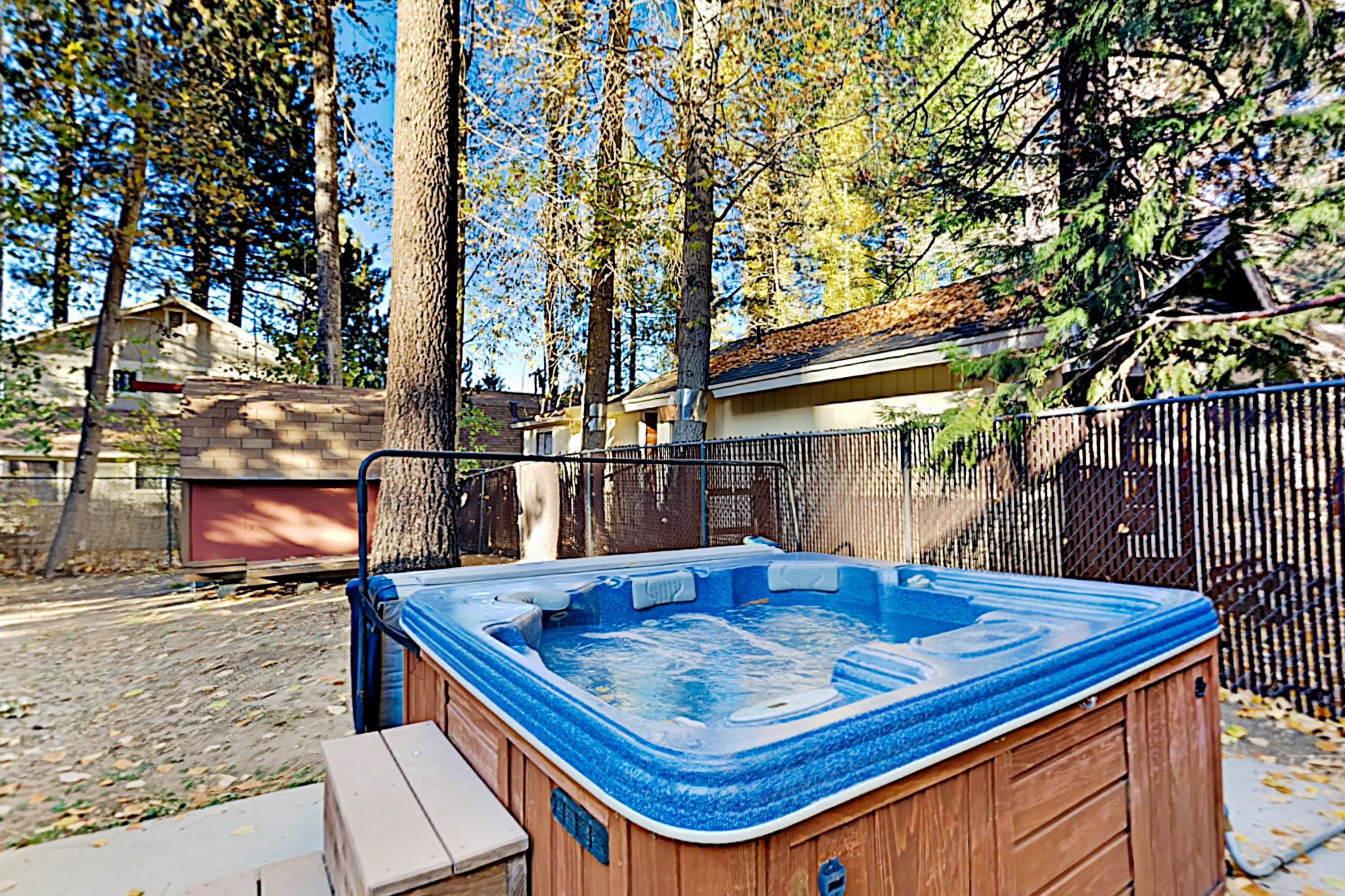 Property Image 2 - Mountain Chalet w/Private Hot Tub in Big Bear Lake