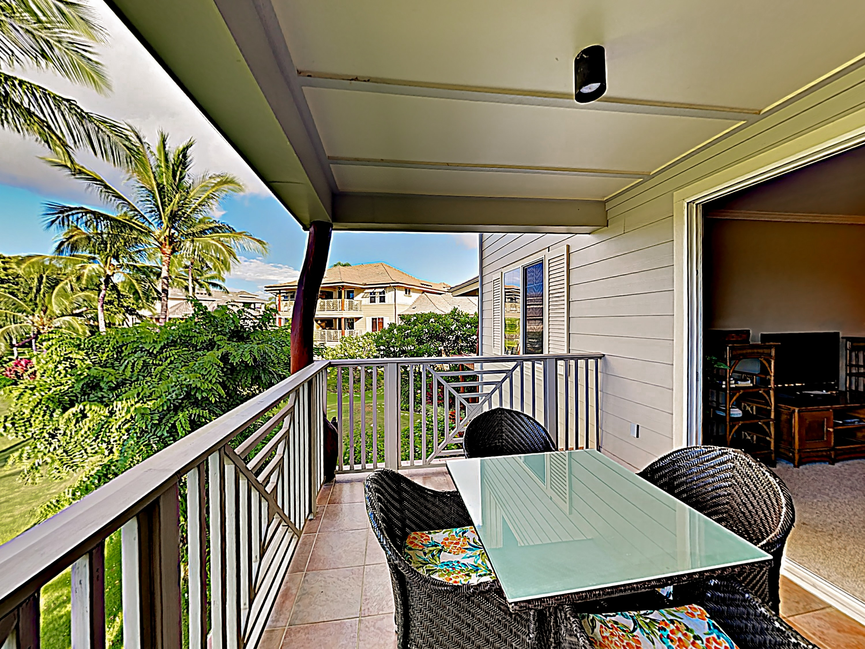 Vacation wishes come true at this 2BR beach getaway.