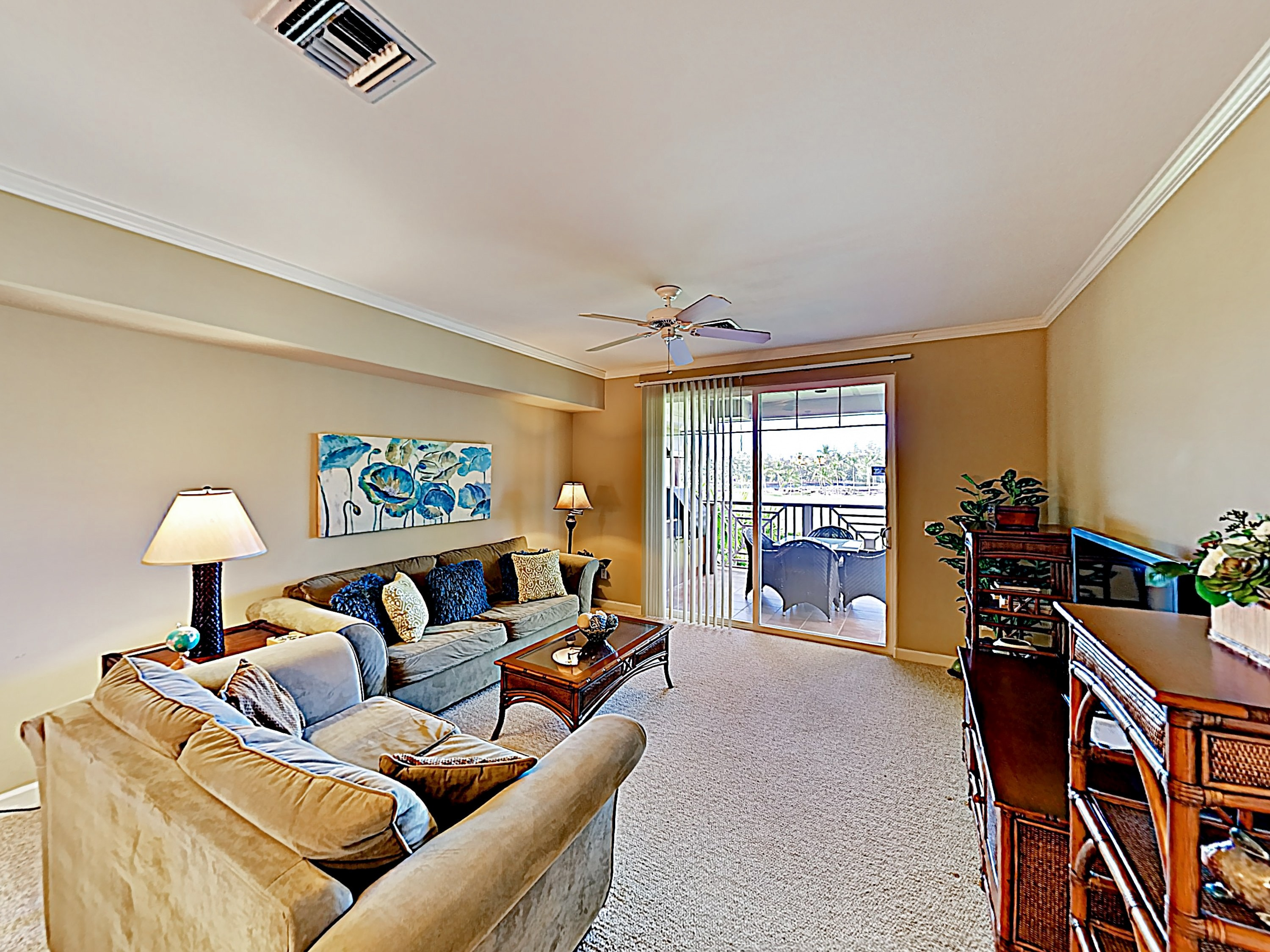 Welcome to Waikoloa Beach Villas! This condo is professionally managed by TurnKey Vacation Rentals.