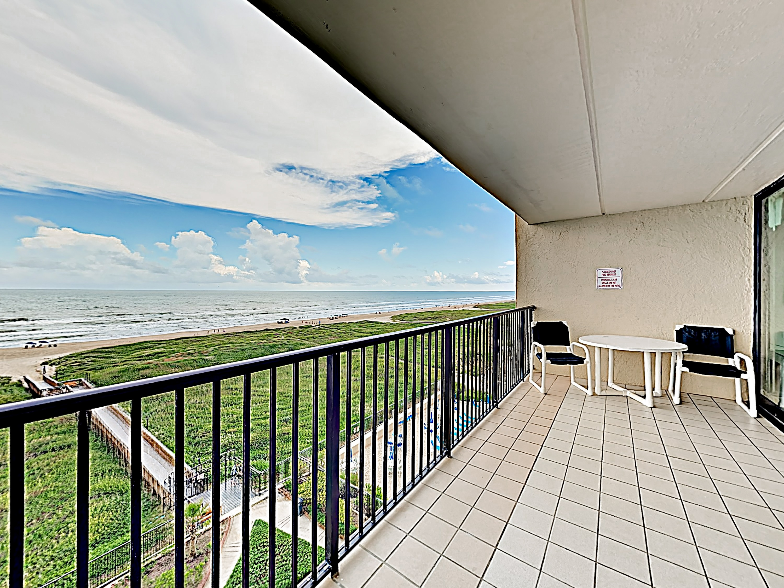 Welcome to Suntide III! This Gulf-front condo is professionally managed by TurnKey Vacation Rentals.