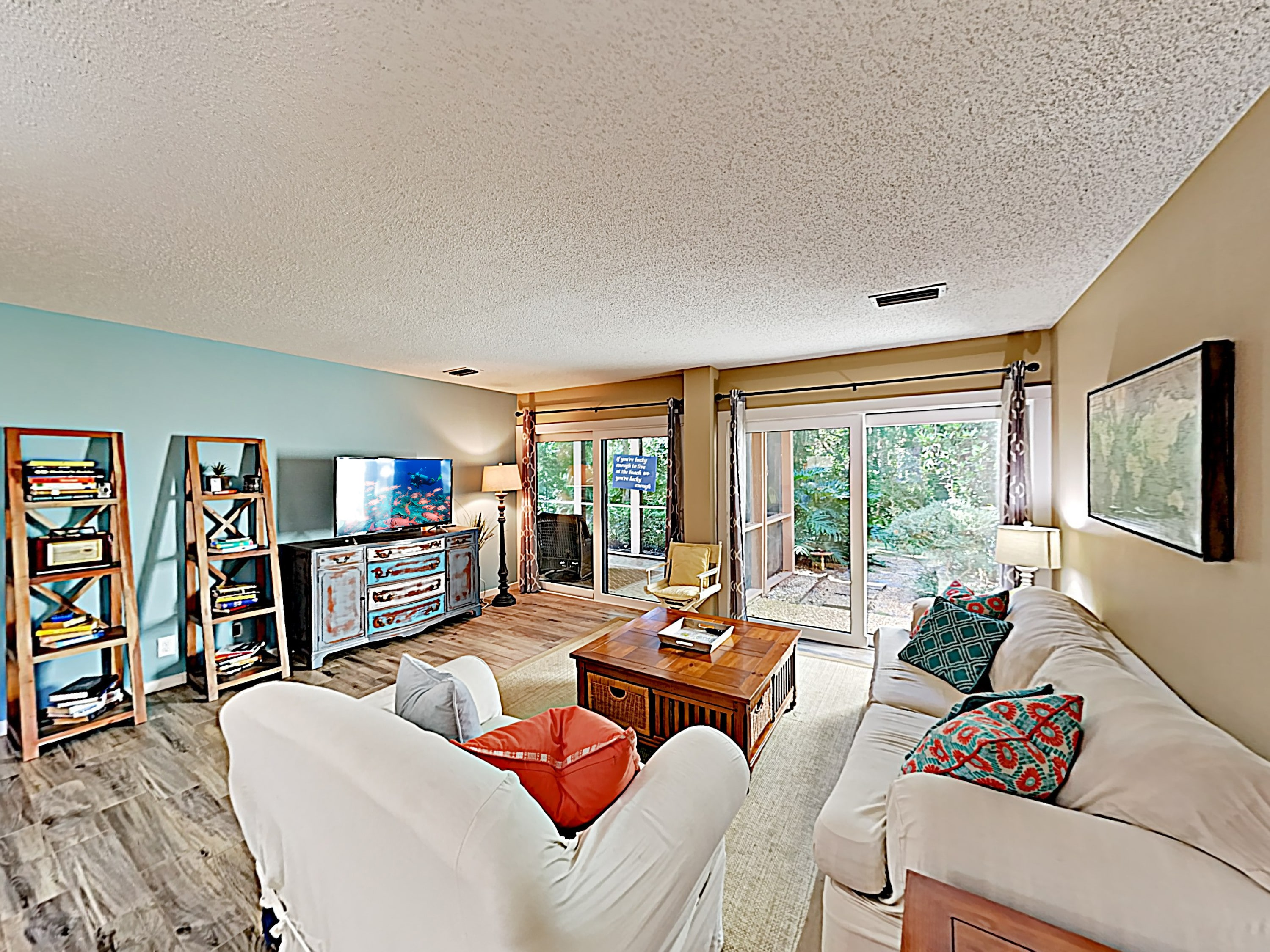 Welcome to Fernandina Beach! This condo is professionally managed by TurnKey Vacation Rentals.