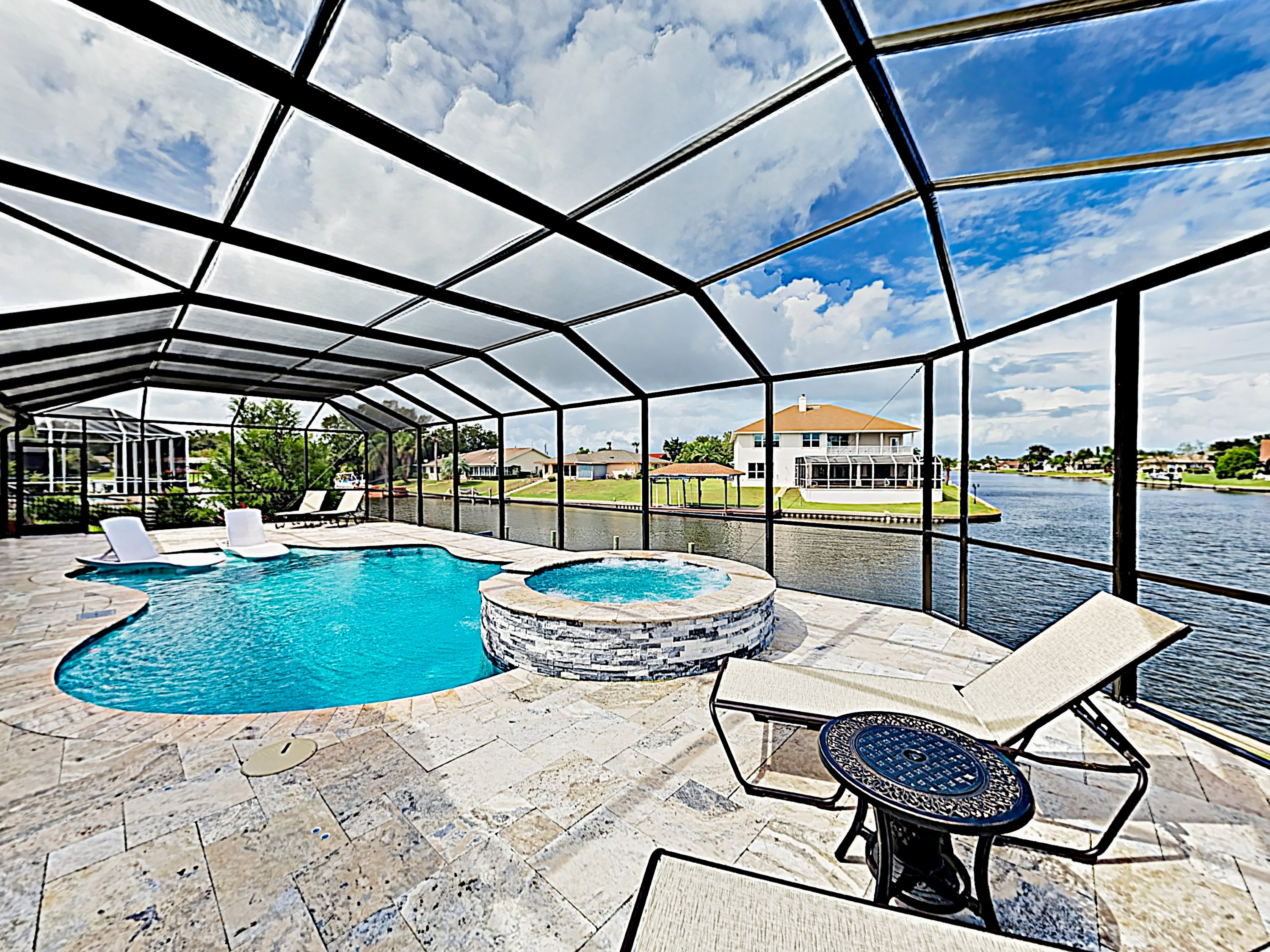 Welcome to Palm Coast! This home is professionally managed by TurnKey Vacation Rentals.