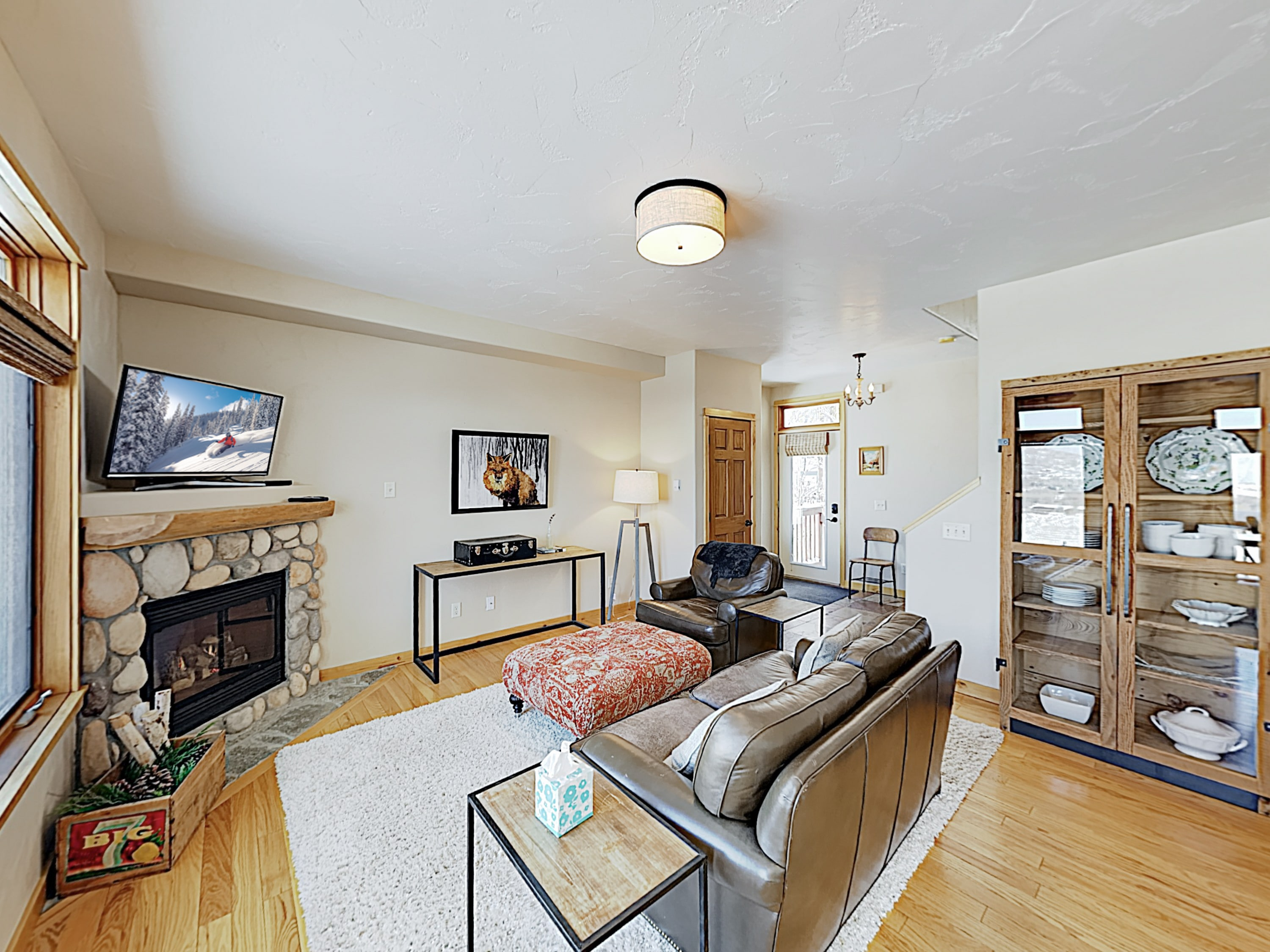 Welcome to Steamboat Springs! This home is professionally managed by TurnKey Vacation Rentals.