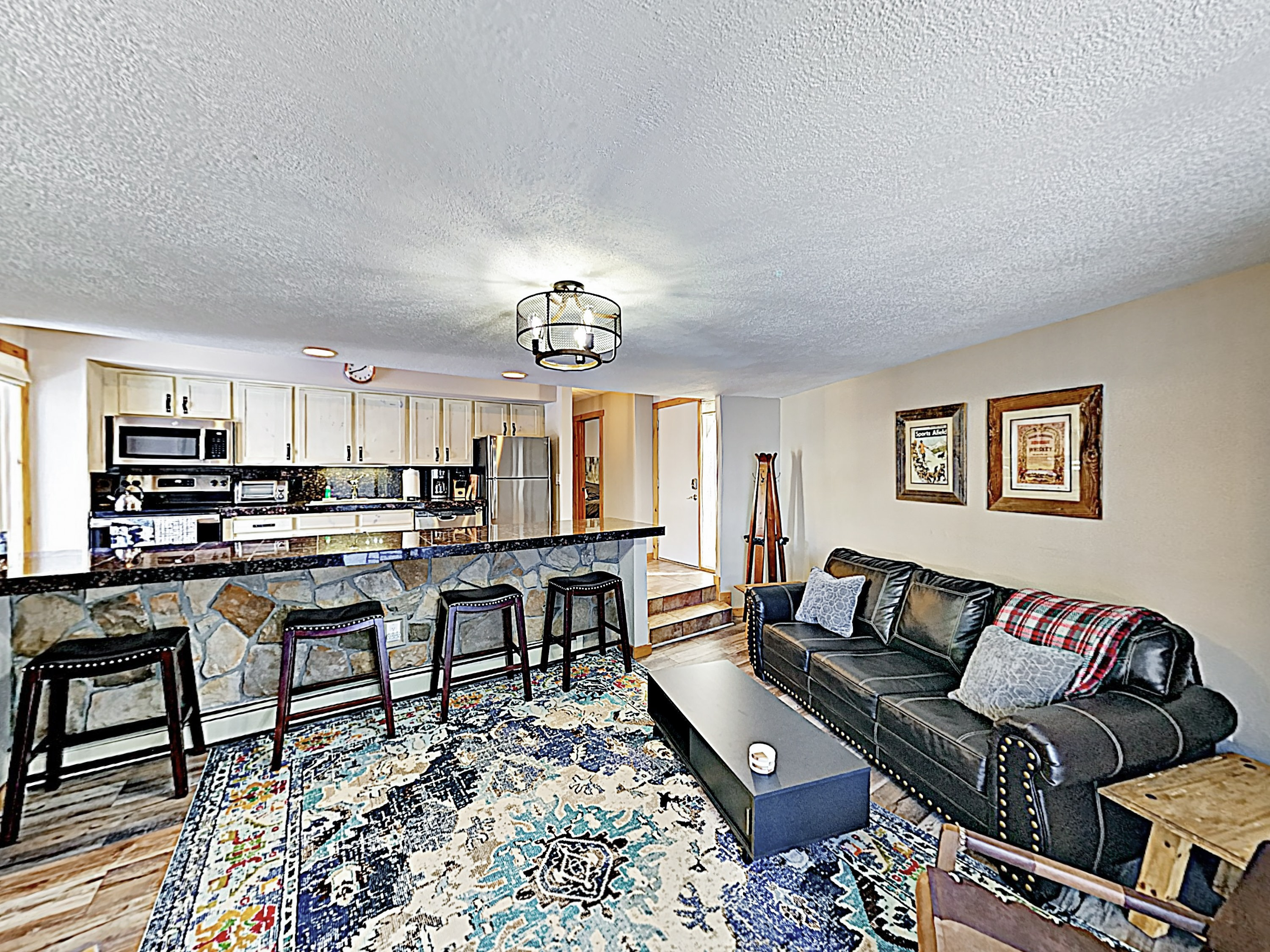 Welcome to Breckenridge! This condo is professionally managed by TurnKey Vacation Rentals.