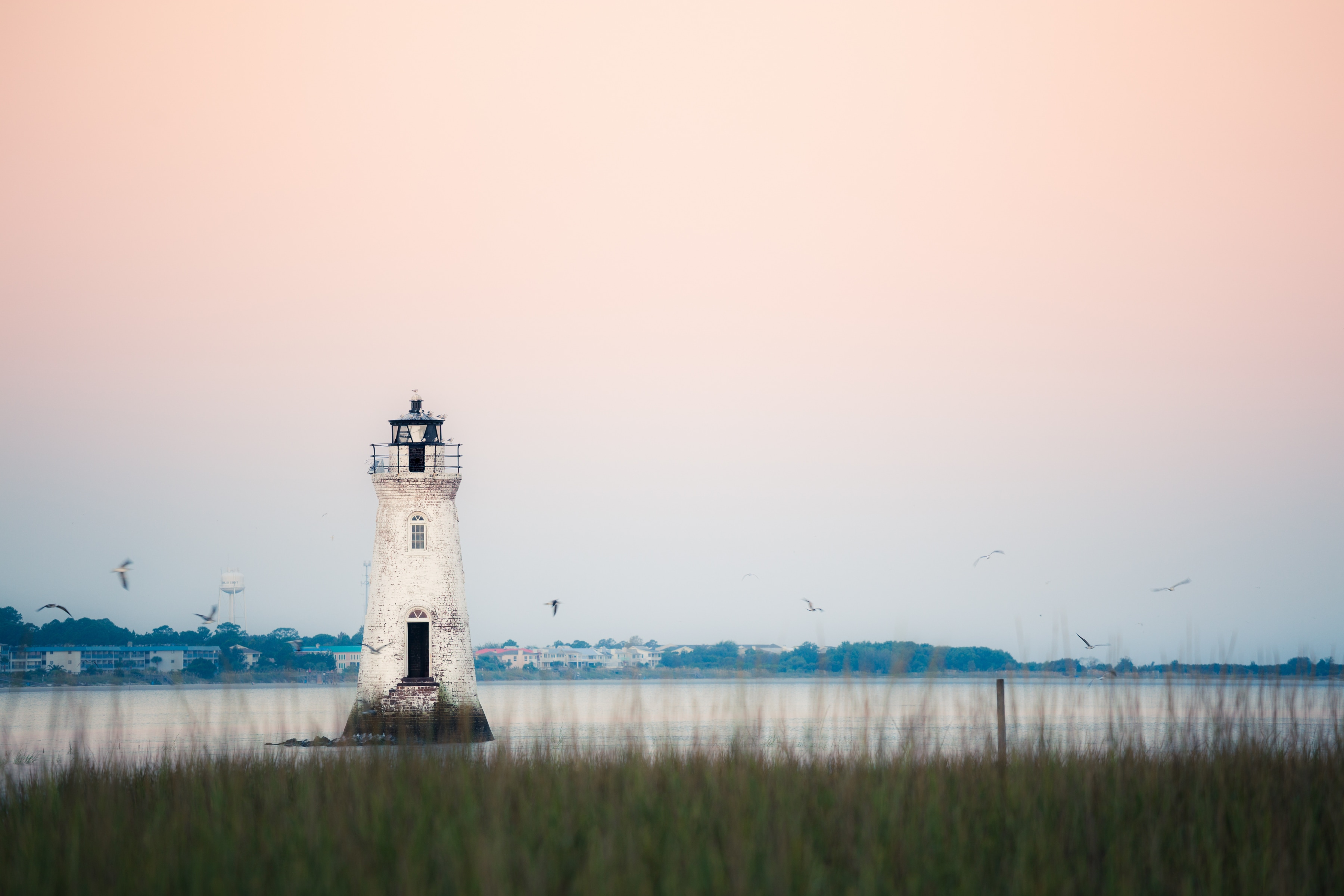 The history buff in your group will love visiting Cockspur Island Lighthouse.