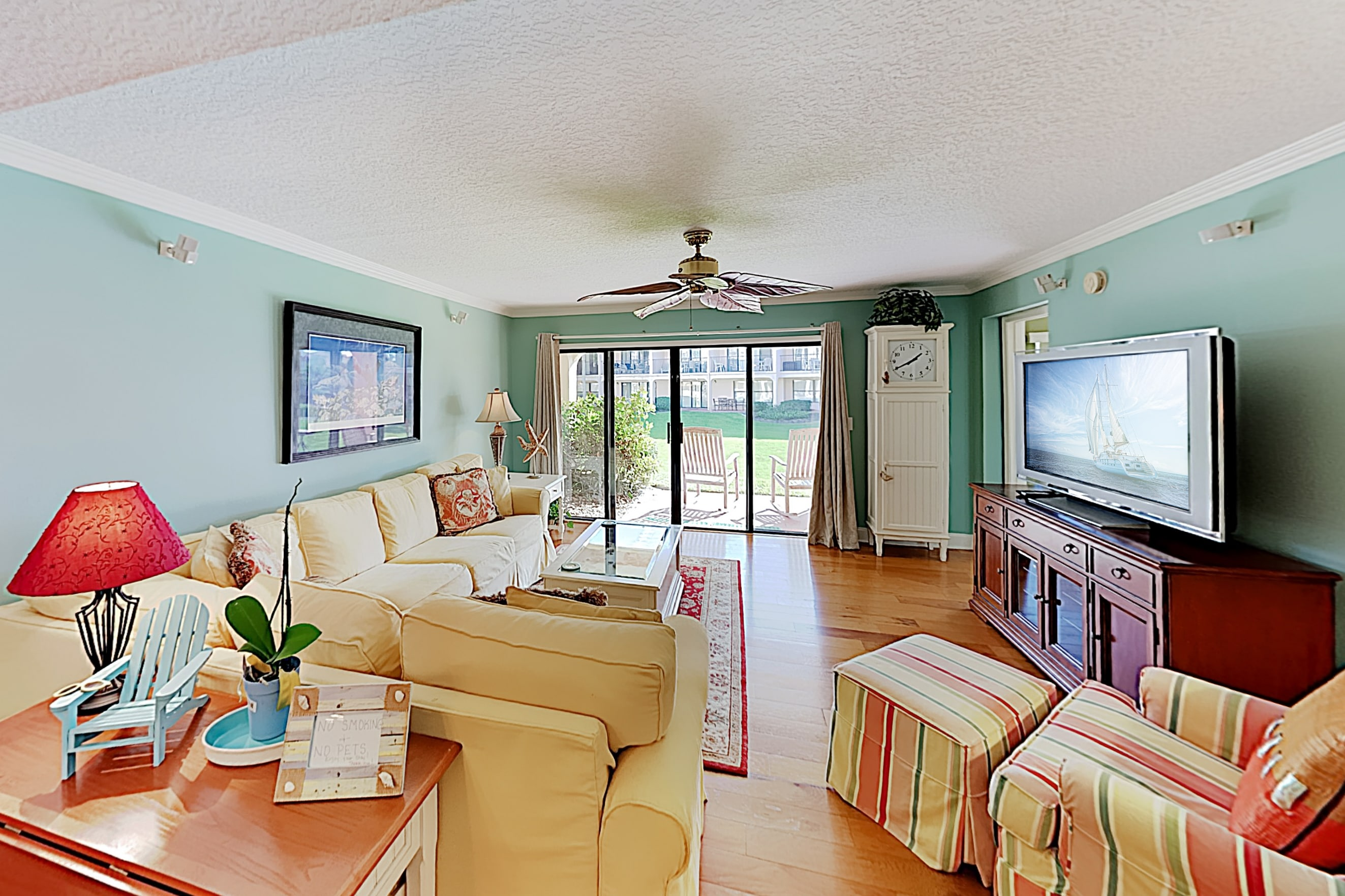 Welcome to Saint Augustine! This condo is professionally managed by TurnKey Vacation Rentals.