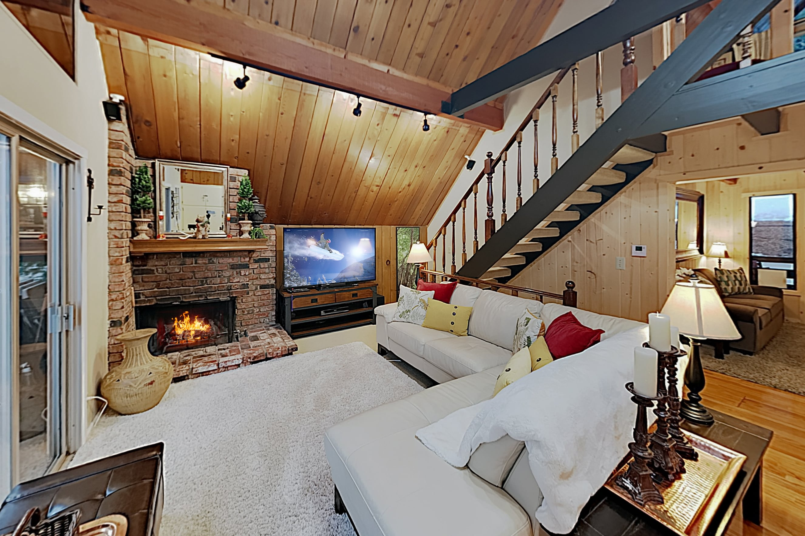 Welcome to Lake Arrowhead! This home is professionally managed by TurnKey Vacation Rentals.