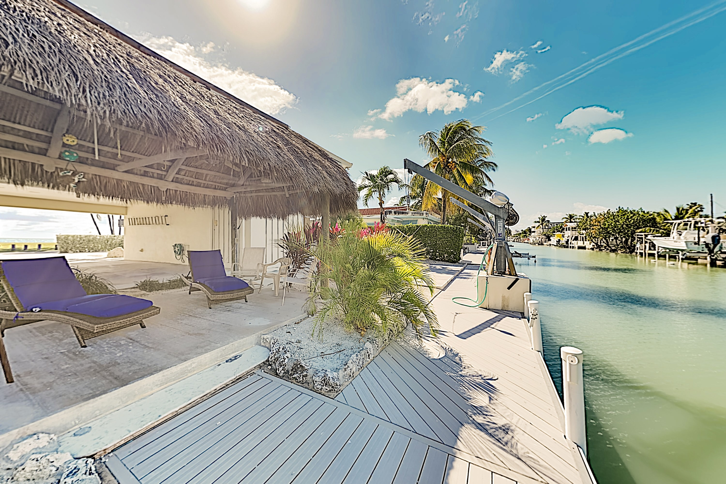 Welcome to Islamorada! This beautiful home is professionally managed by TurnKey Vacation Rentals.
