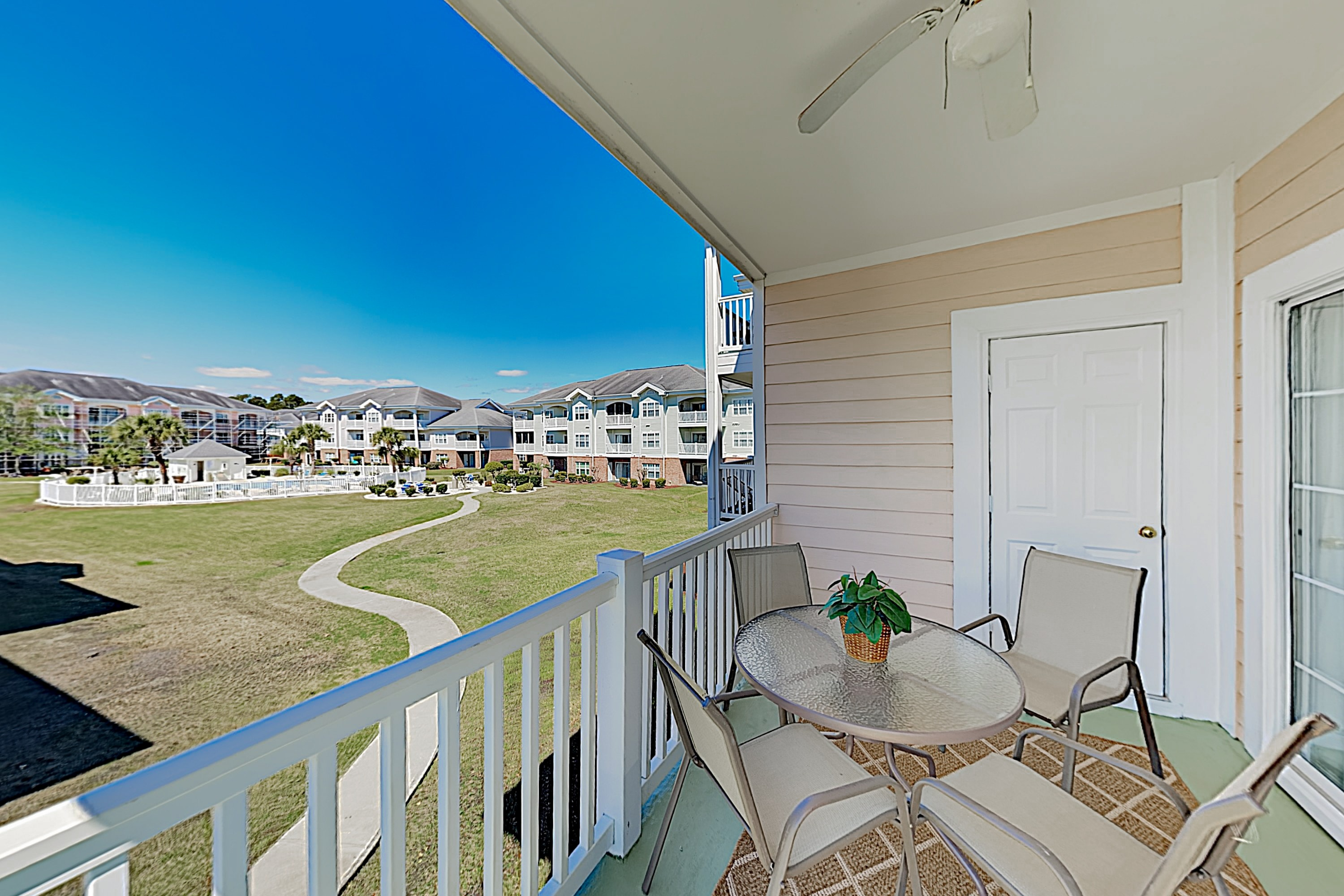 Property Image 2 - Sun-Soaked Central Myrtle Beach Condo w/ Pool