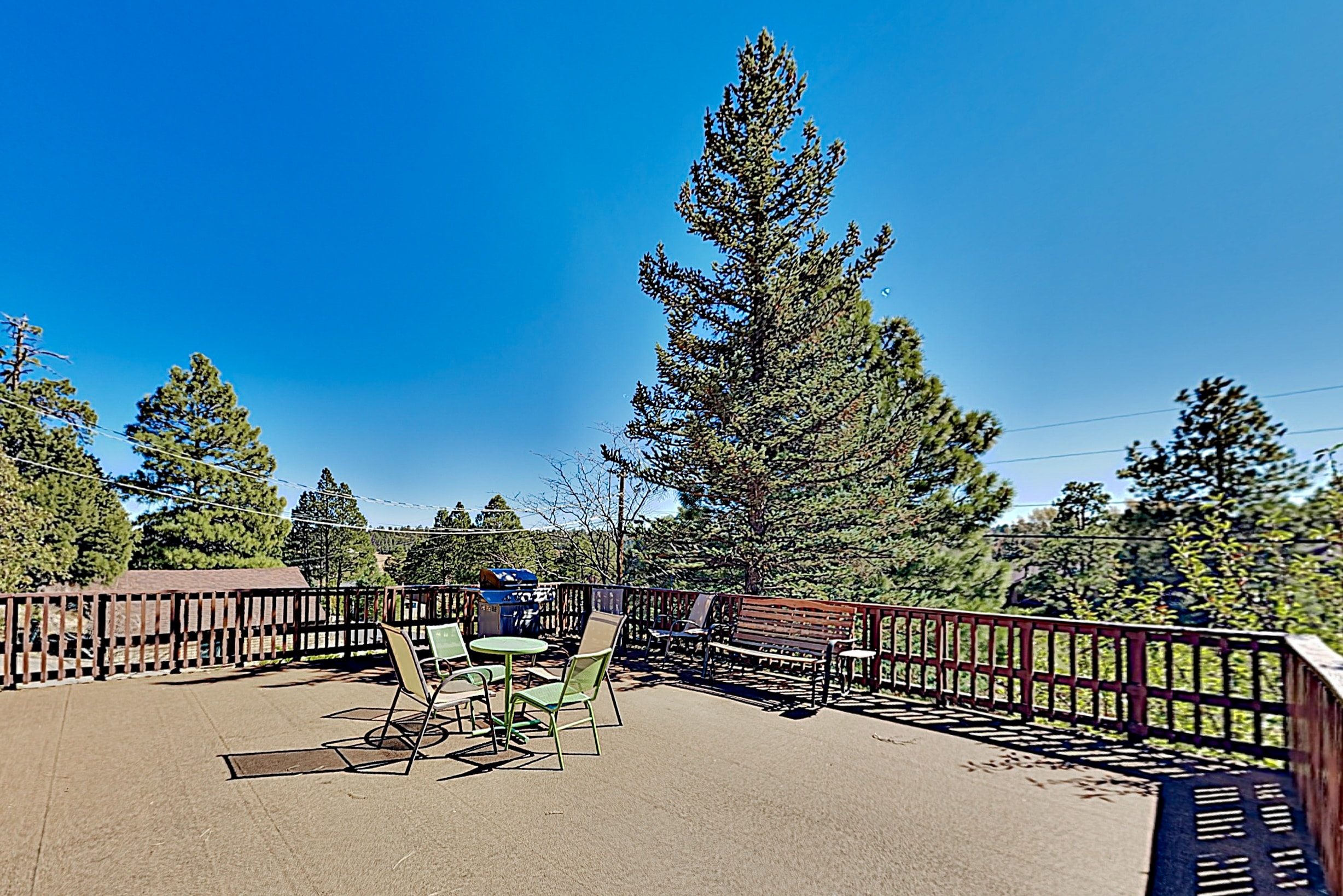 Property Image 2 - New Listing! Continental Country Club: Deck, Views!