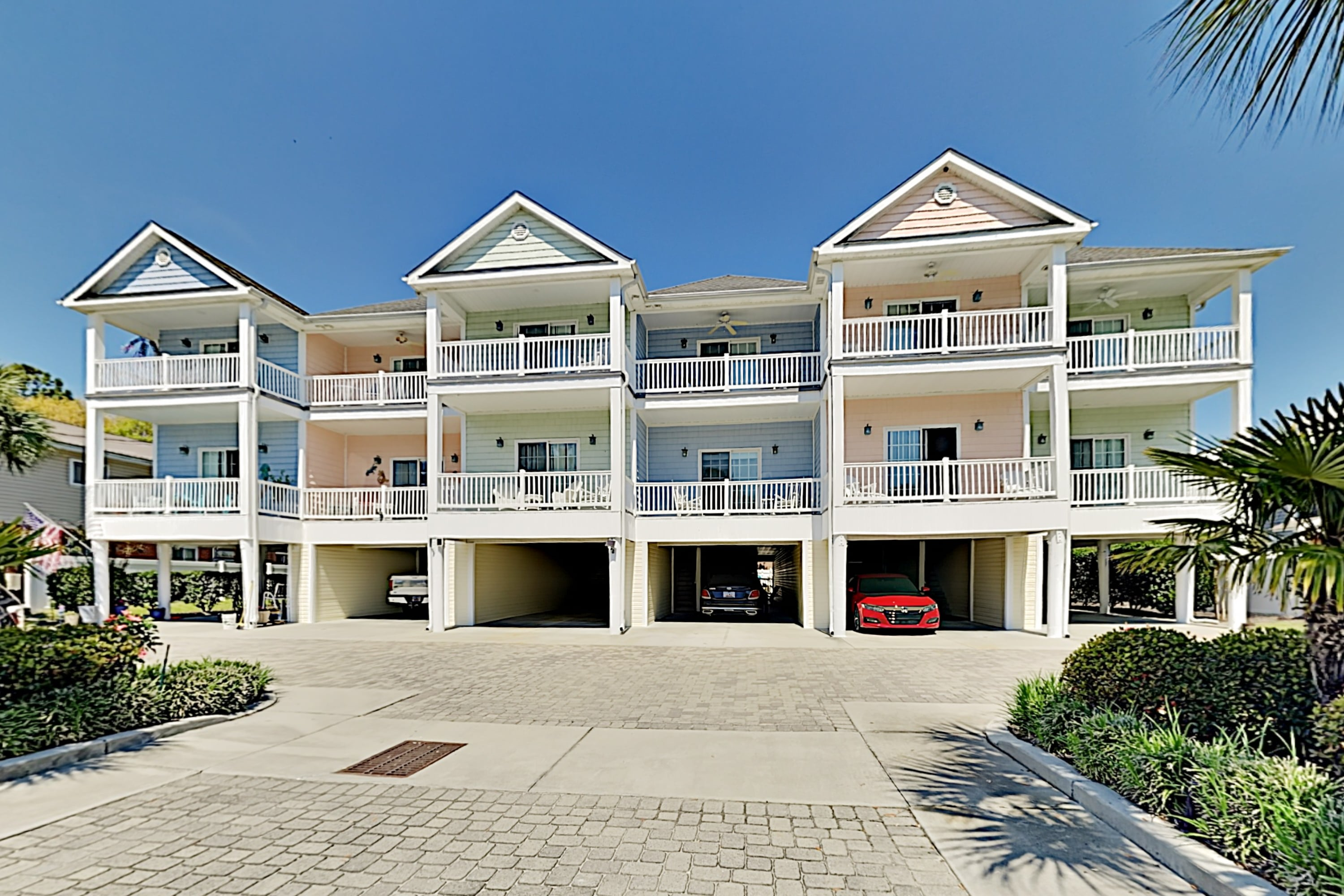 Property Image 1 - Sun-Soaked Beach Townhome w/ Sparkling Pool