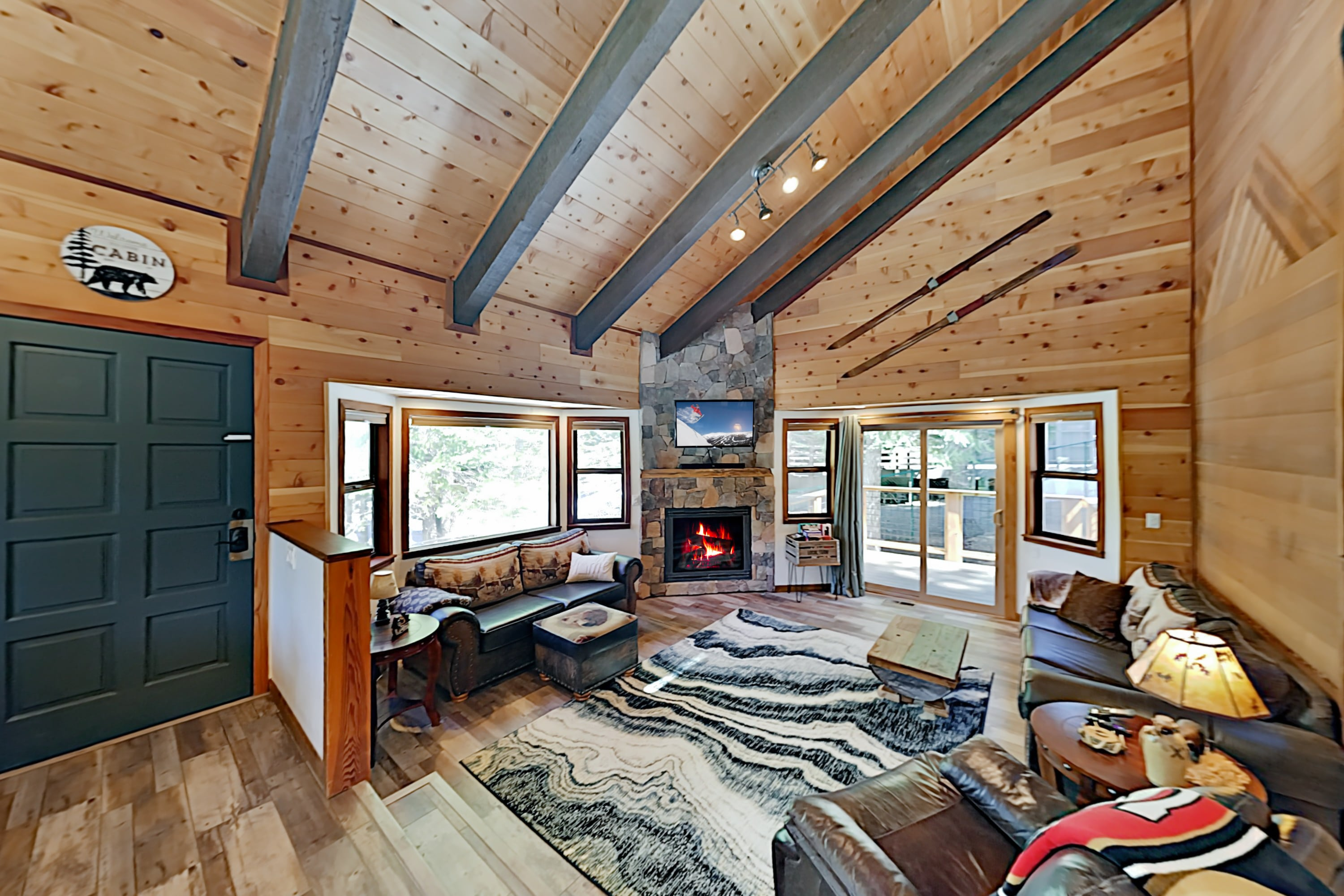 Property Image 1 - Cozy All-Season Cabin Near Shops, Beach, Skiing