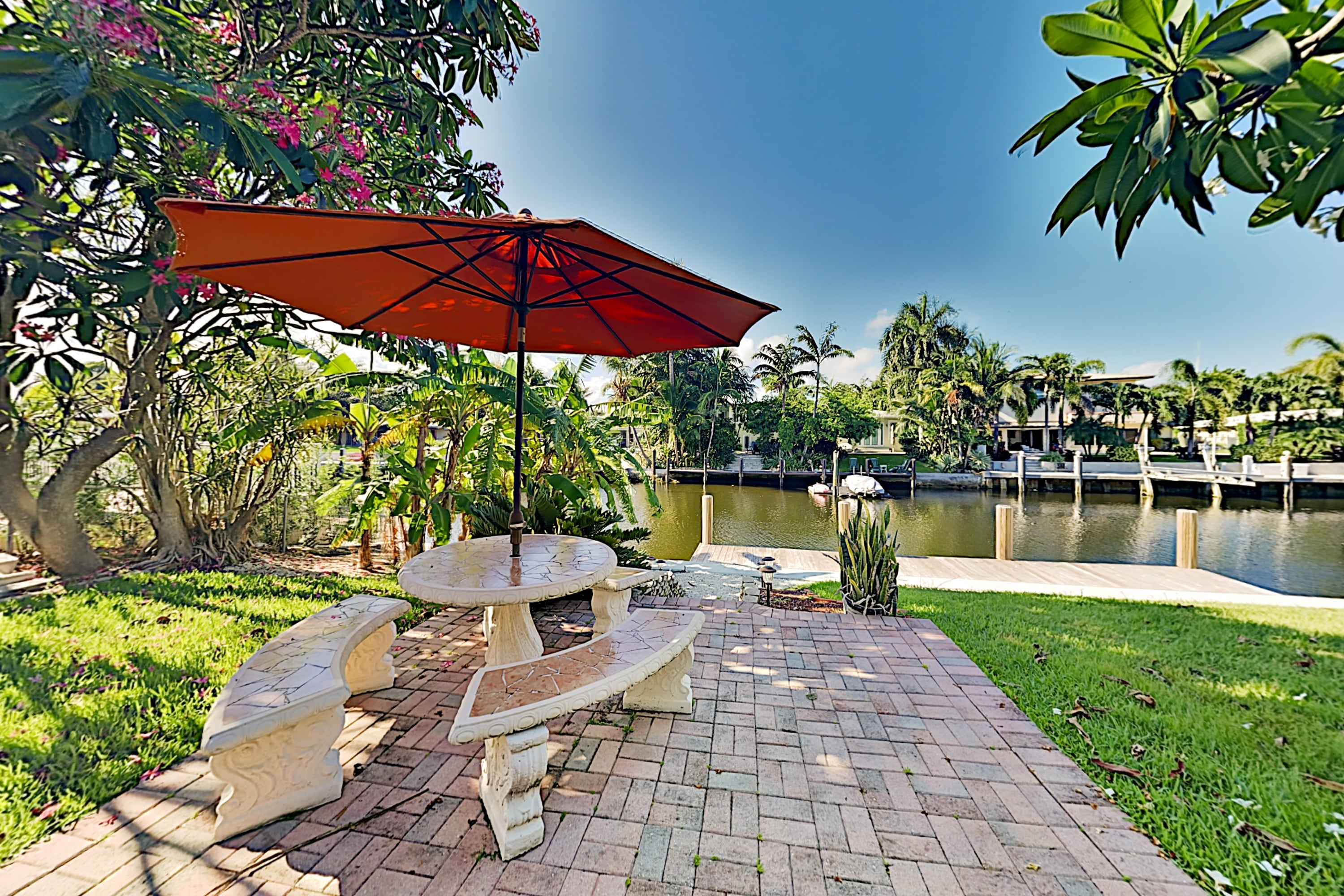 Property Image 2 - Waterfront Hideaway w/ Heated Pool, Dock & Garage