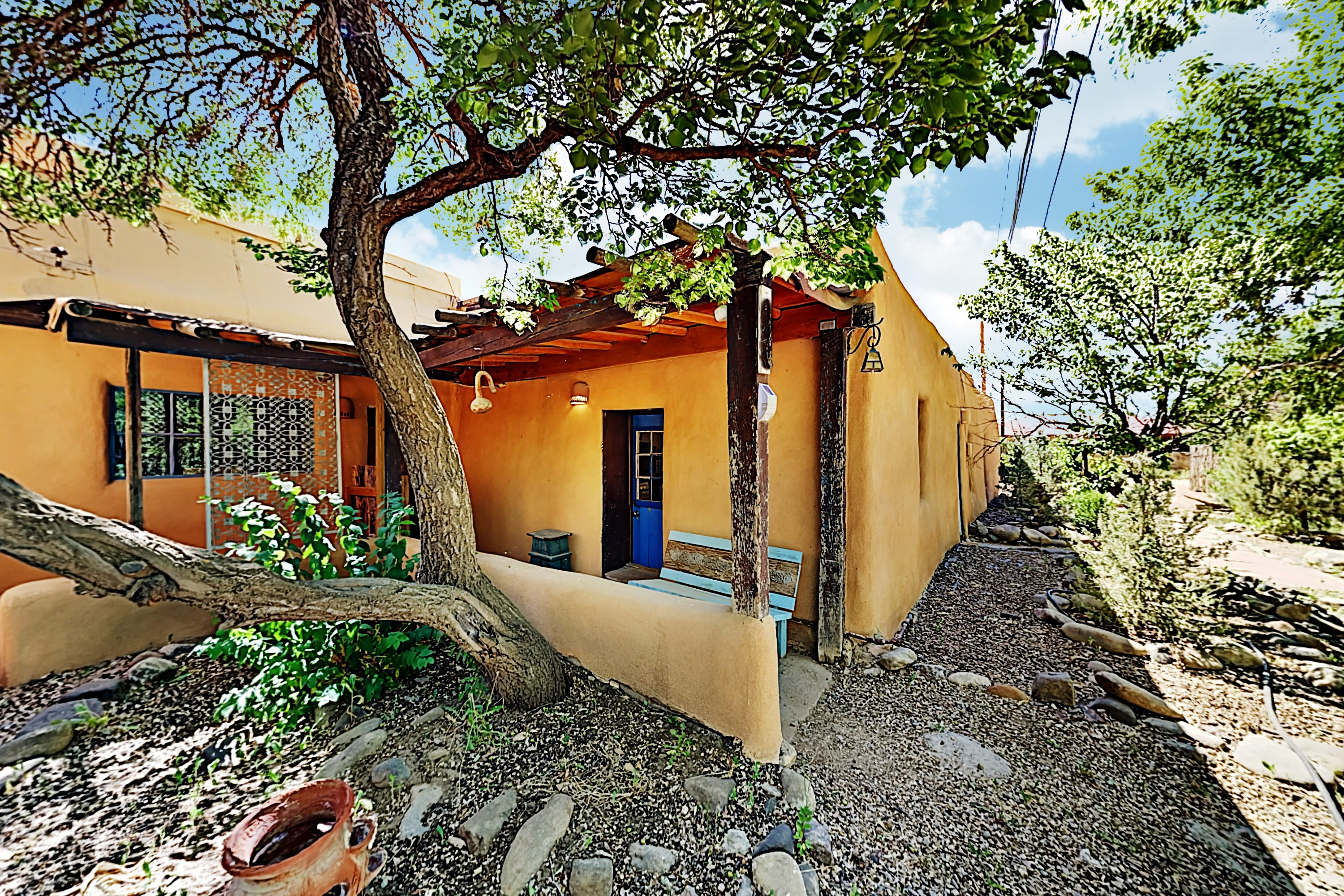 Alfred's Casita: Century-Old Gem w/ Fenced Yard