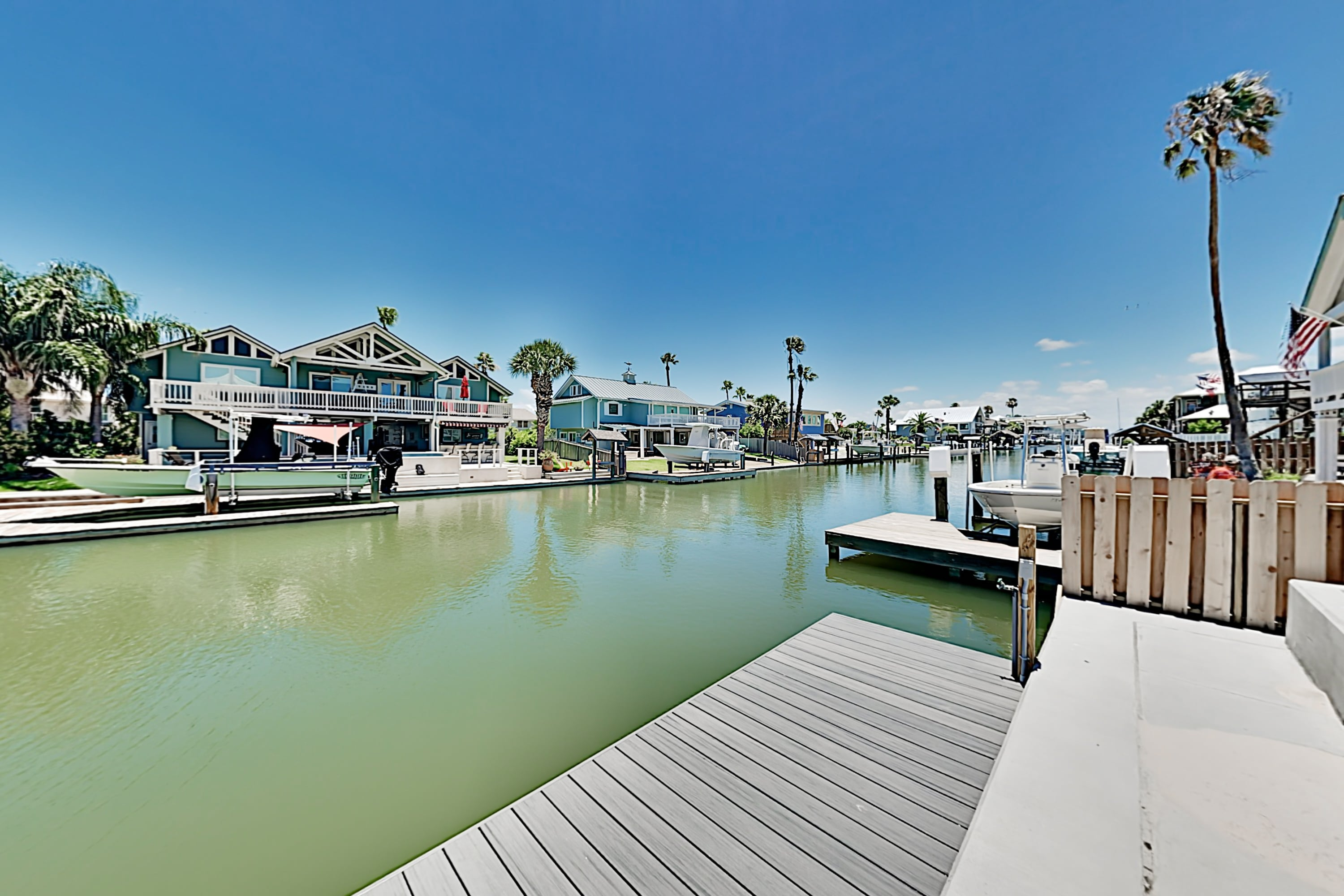 Property Image 2 - New Canal-Front Home w/ Private Pool, Spa & Dock!