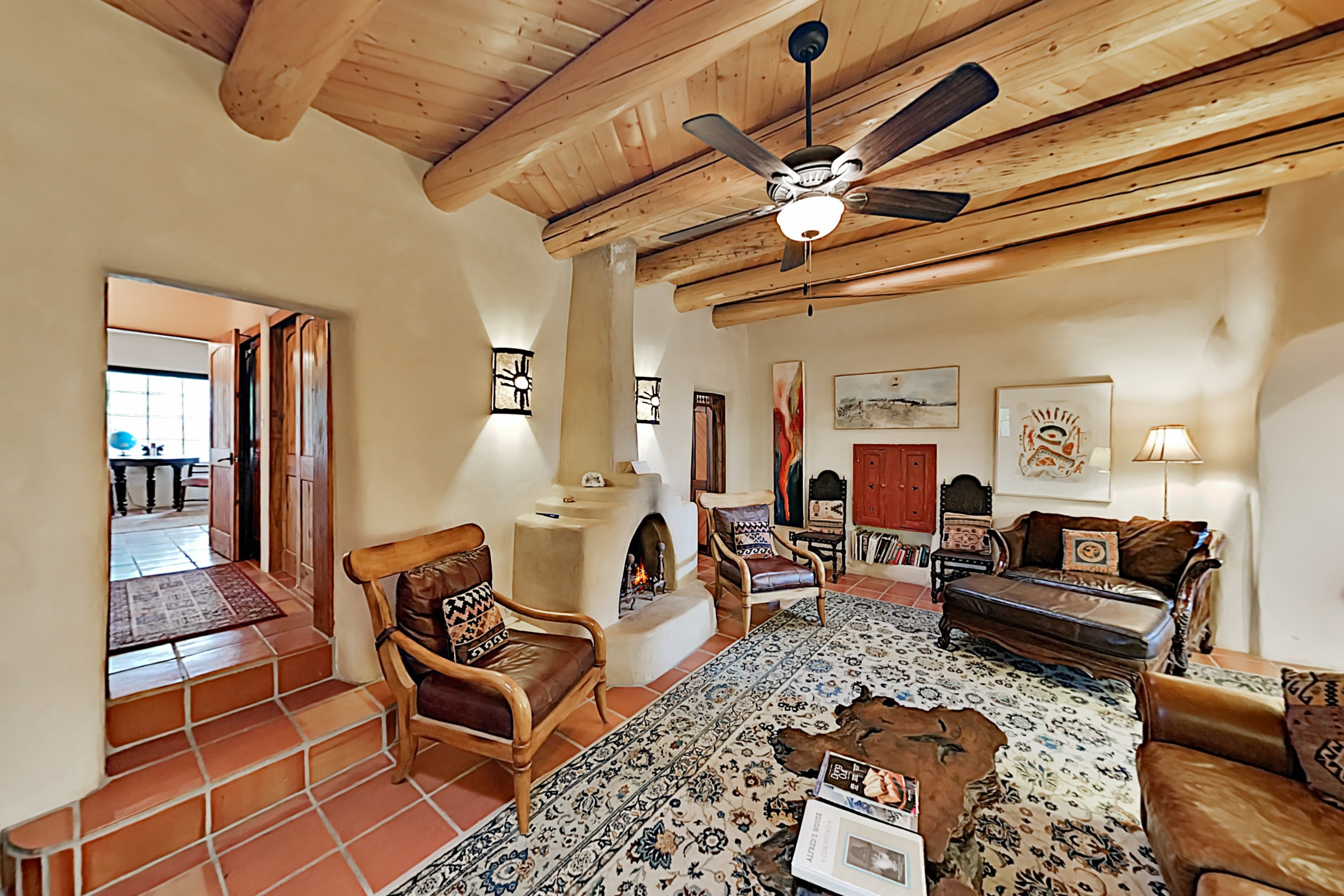 Alfred's Hacienda & Casita w/ Hot Tub & Fireplaces