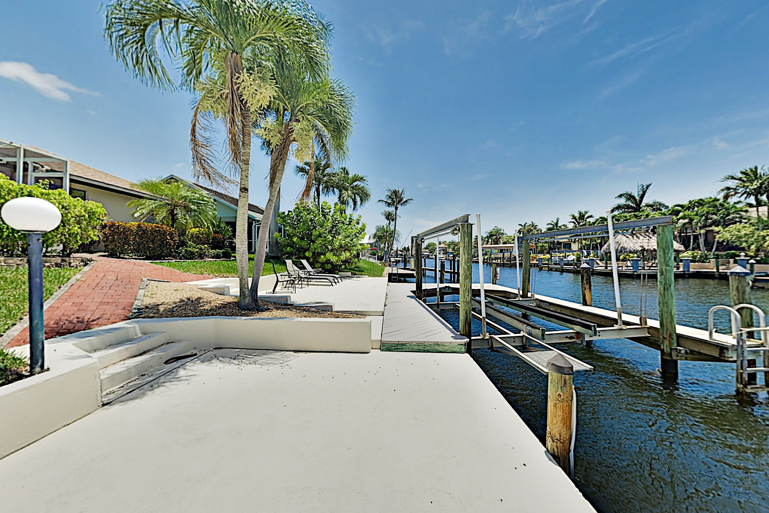 Property Image 2 - Southern Exposure Canal Home | Pool & Private Dock