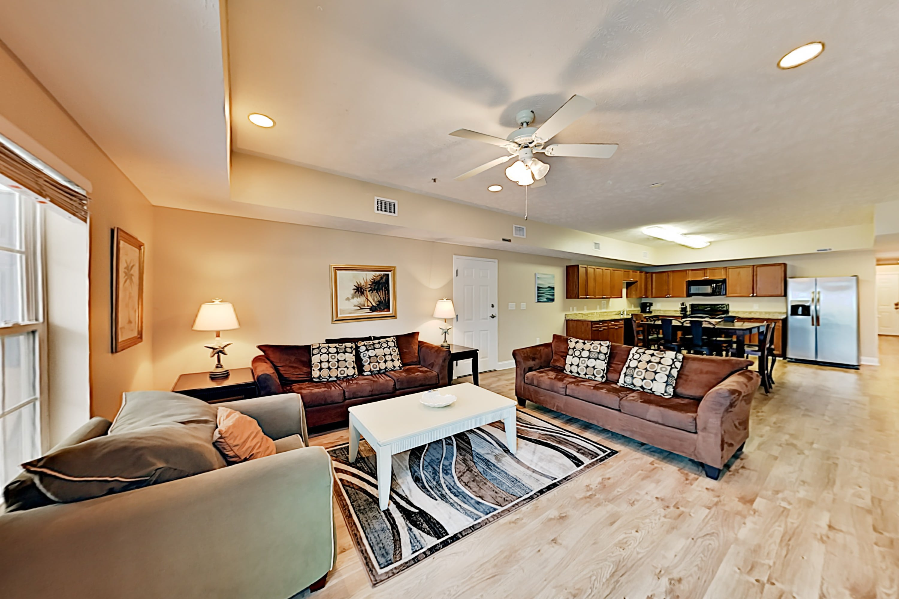 Property Image 1 - Spacious Pool-View Condo with 5 TVs | Lazy River