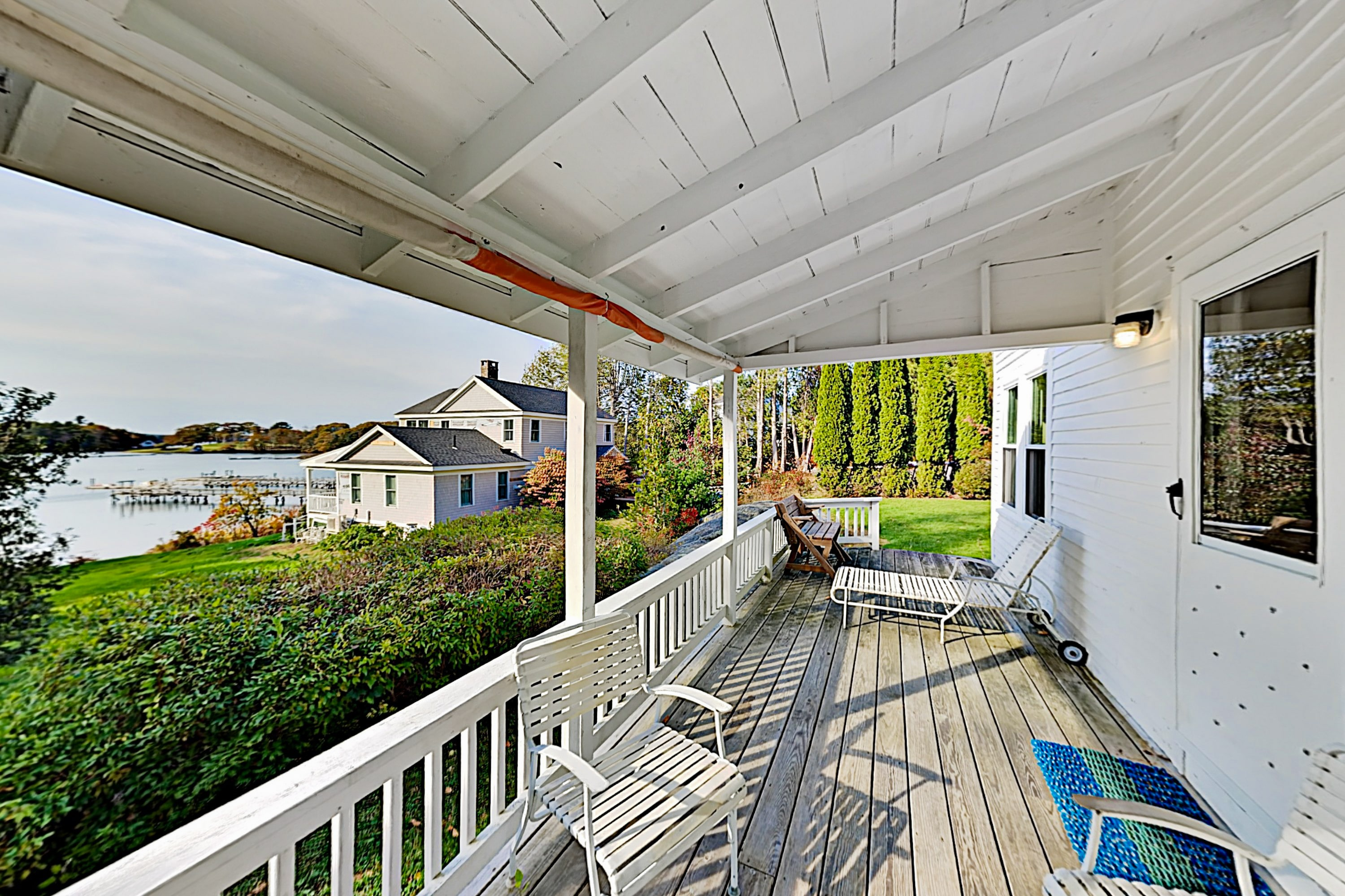 Property Image 1 - Classic Home on Hogdon Cove with Water-View Deck